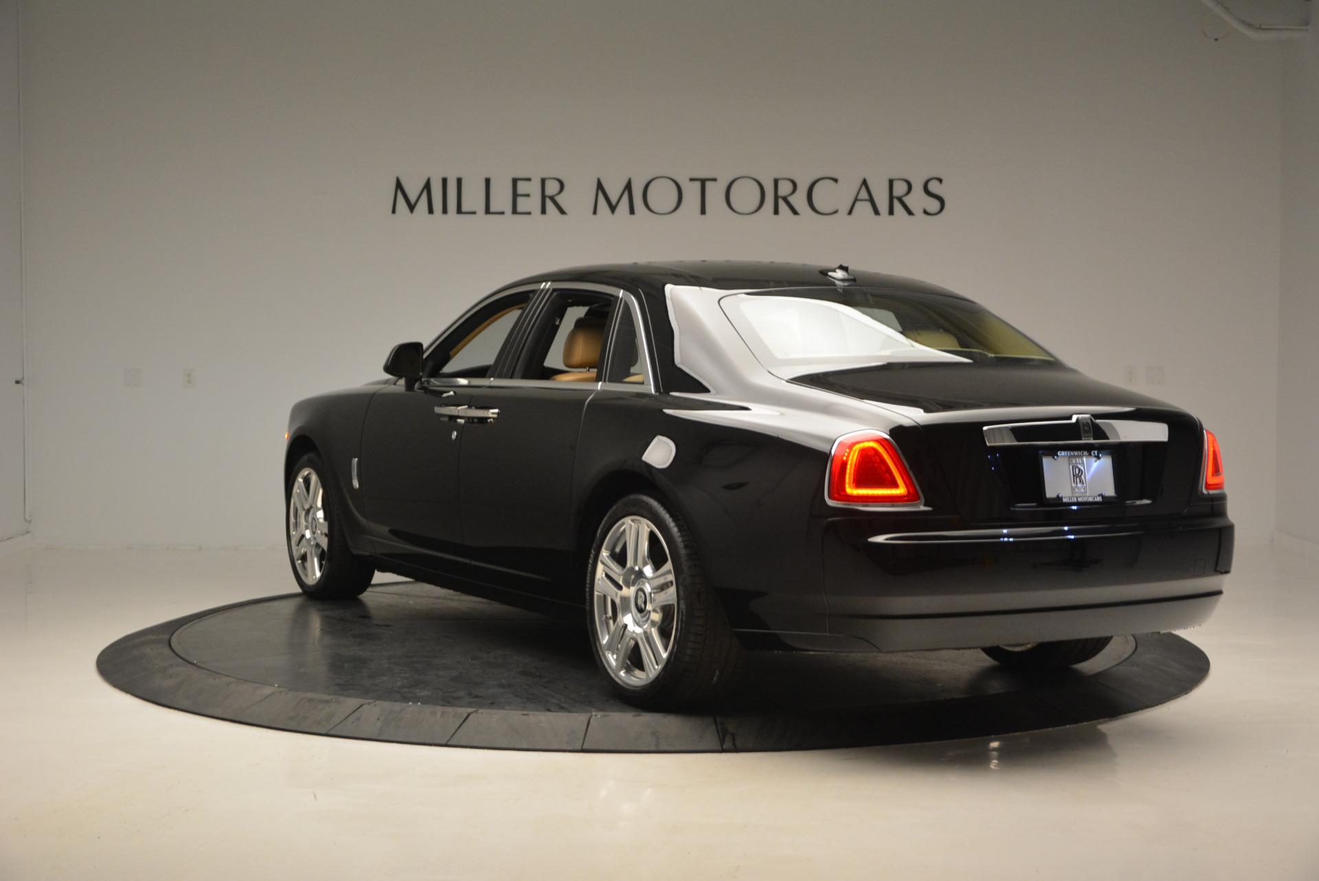 Used 2016 Rolls-Royce Ghost  For Sale In Westport, CT 898_p6