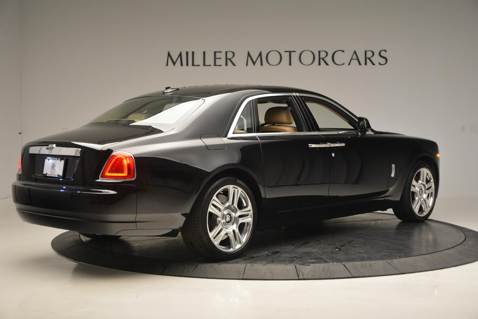 Used 2016 Rolls-Royce Ghost  For Sale In Westport, CT 898_p9
