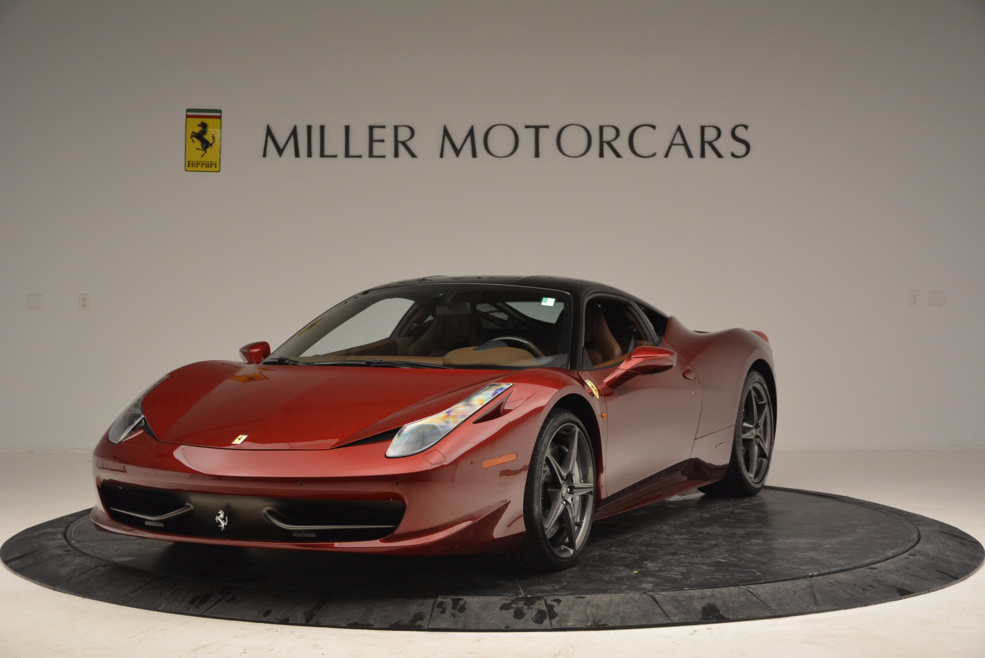 Used 2011 Ferrari 458 Italia  For Sale In Westport, CT 899_main