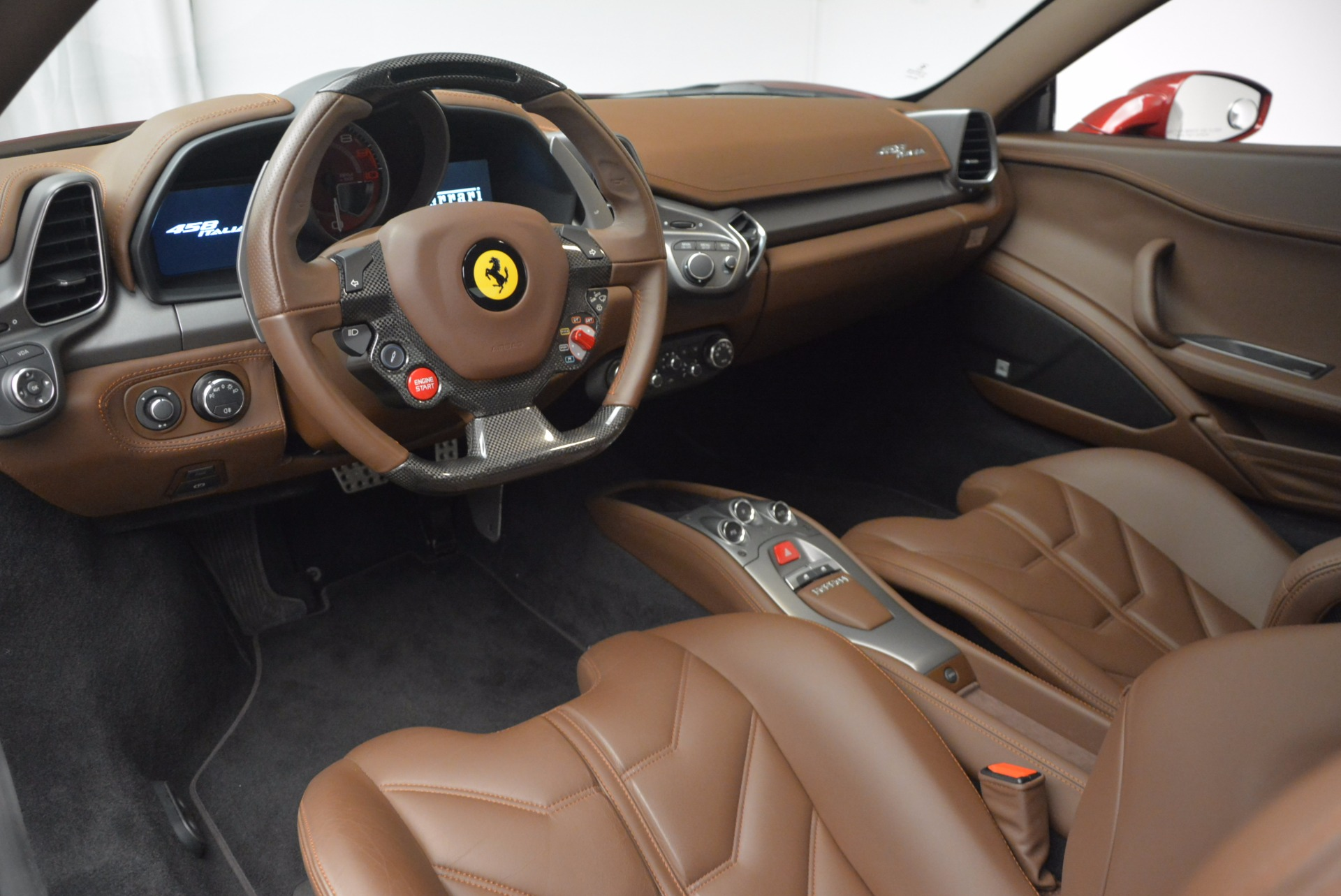 Used 2011 Ferrari 458 Italia  For Sale In Westport, CT 899_p13