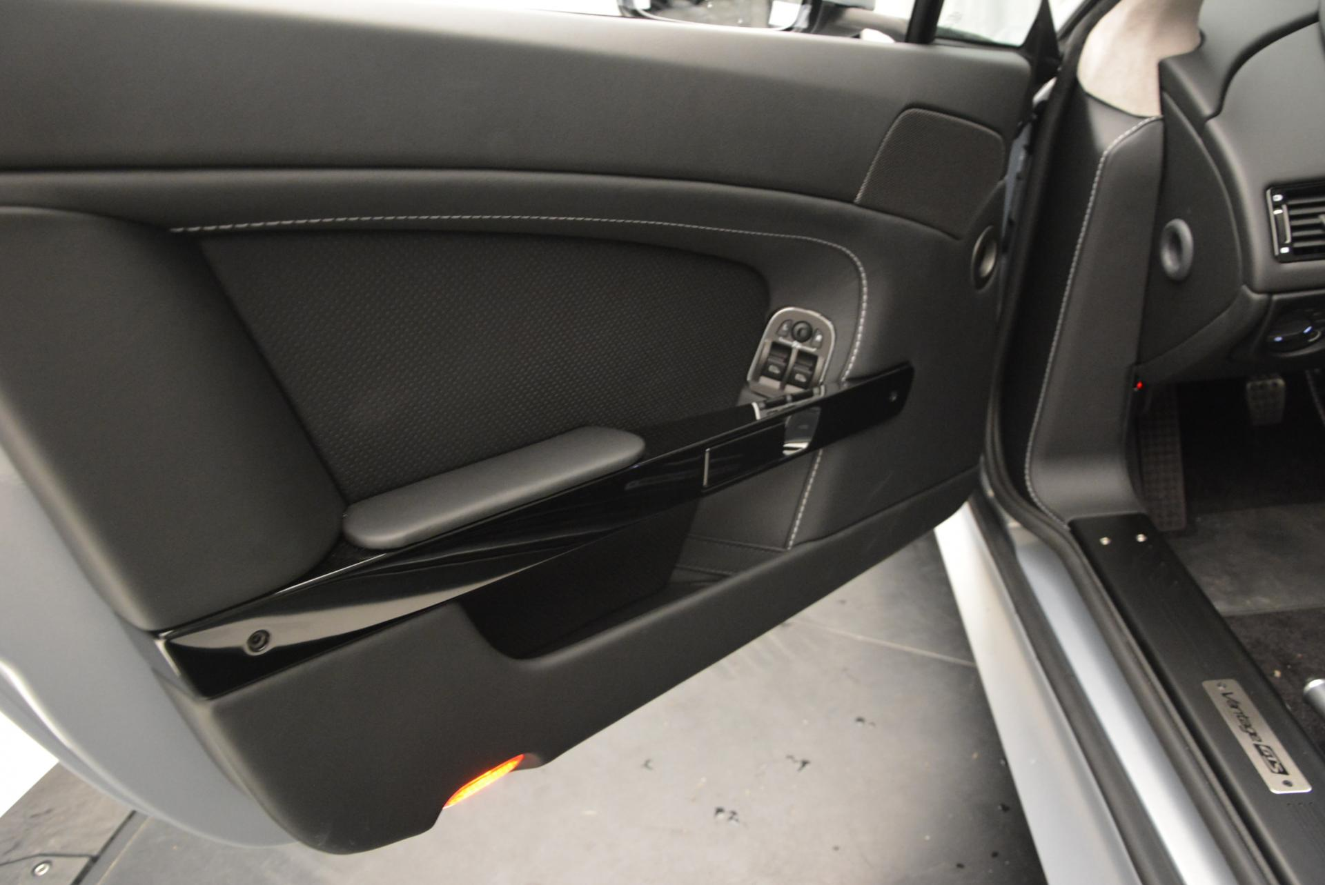 New 2016 Aston Martin V8 Vantage GTS Roadster For Sale In Westport, CT 90_p27