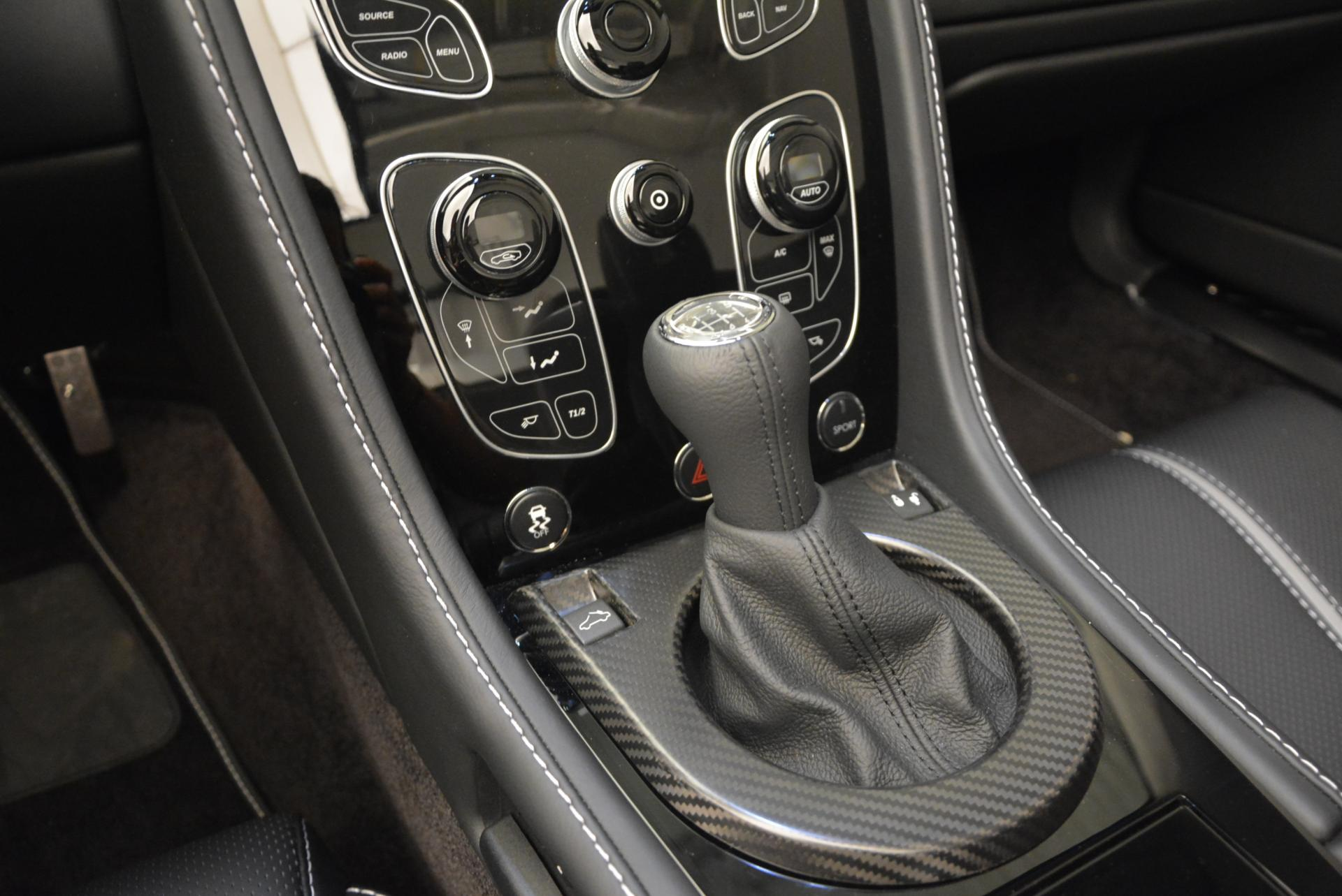 New 2016 Aston Martin V8 Vantage GTS Roadster For Sale In Westport, CT 90_p30