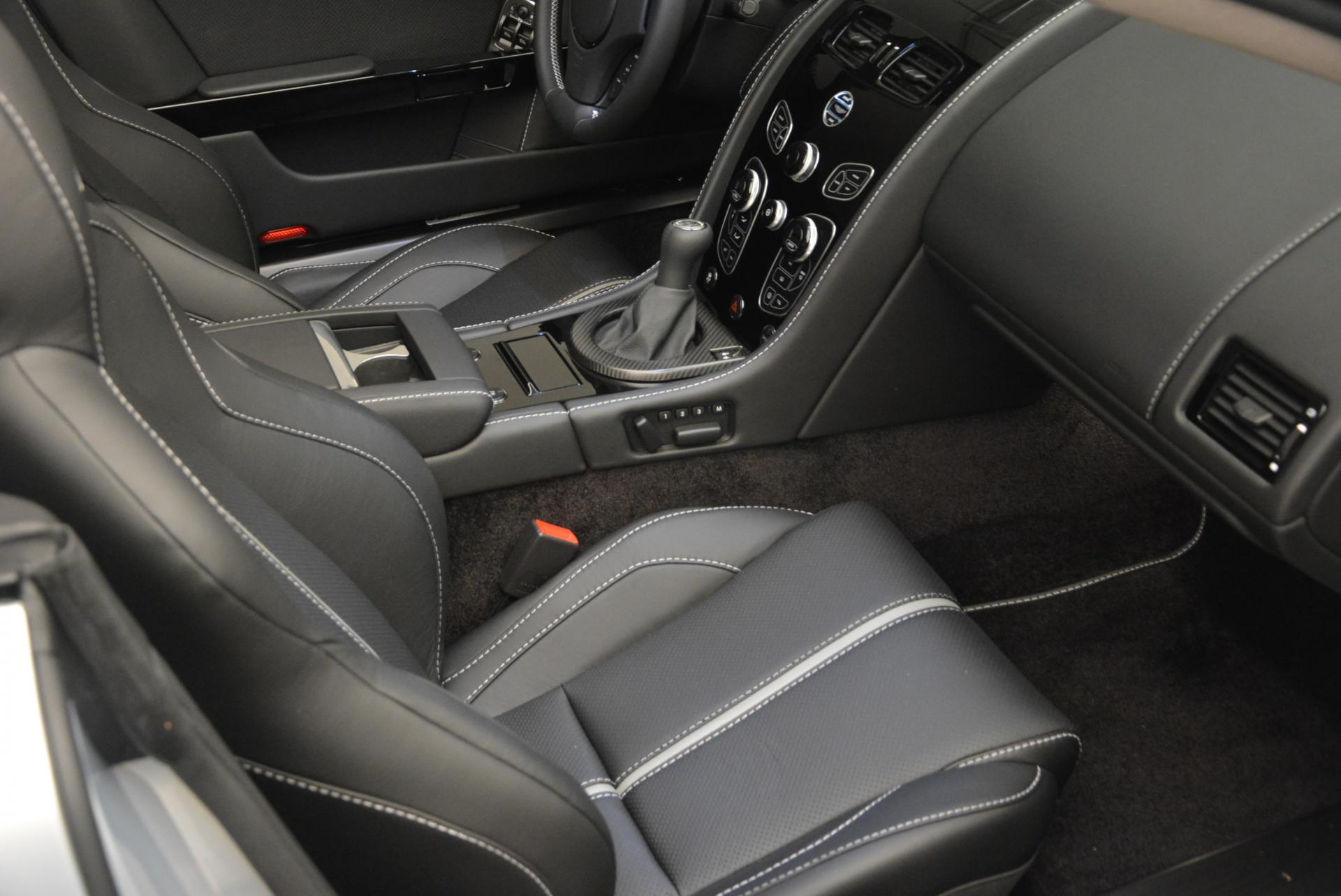 New 2016 Aston Martin V8 Vantage GTS Roadster For Sale In Westport, CT 90_p31