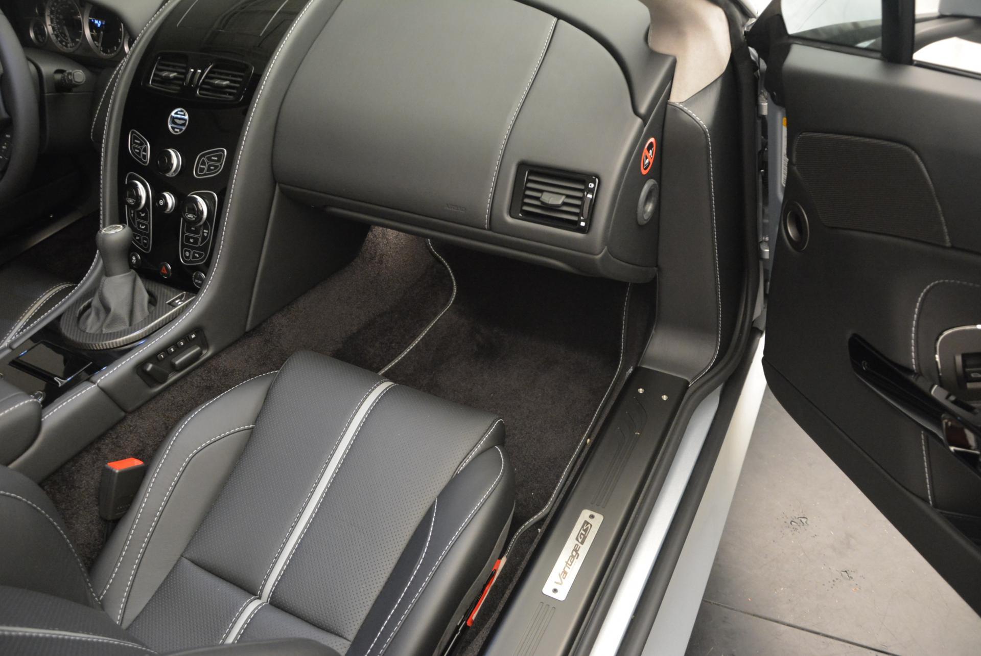 New 2016 Aston Martin V8 Vantage GTS Roadster For Sale In Westport, CT 90_p33