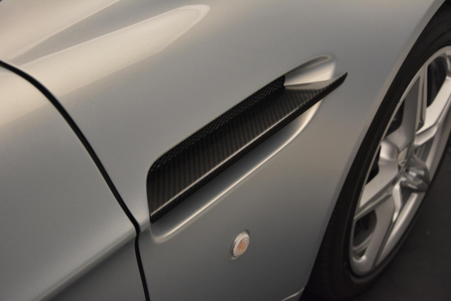 New 2016 Aston Martin V8 Vantage GTS Roadster For Sale In Westport, CT 90_p35