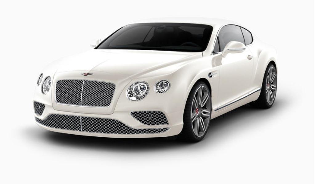 New 2017 Bentley Continental GT V8 For Sale In Westport, CT 902_main