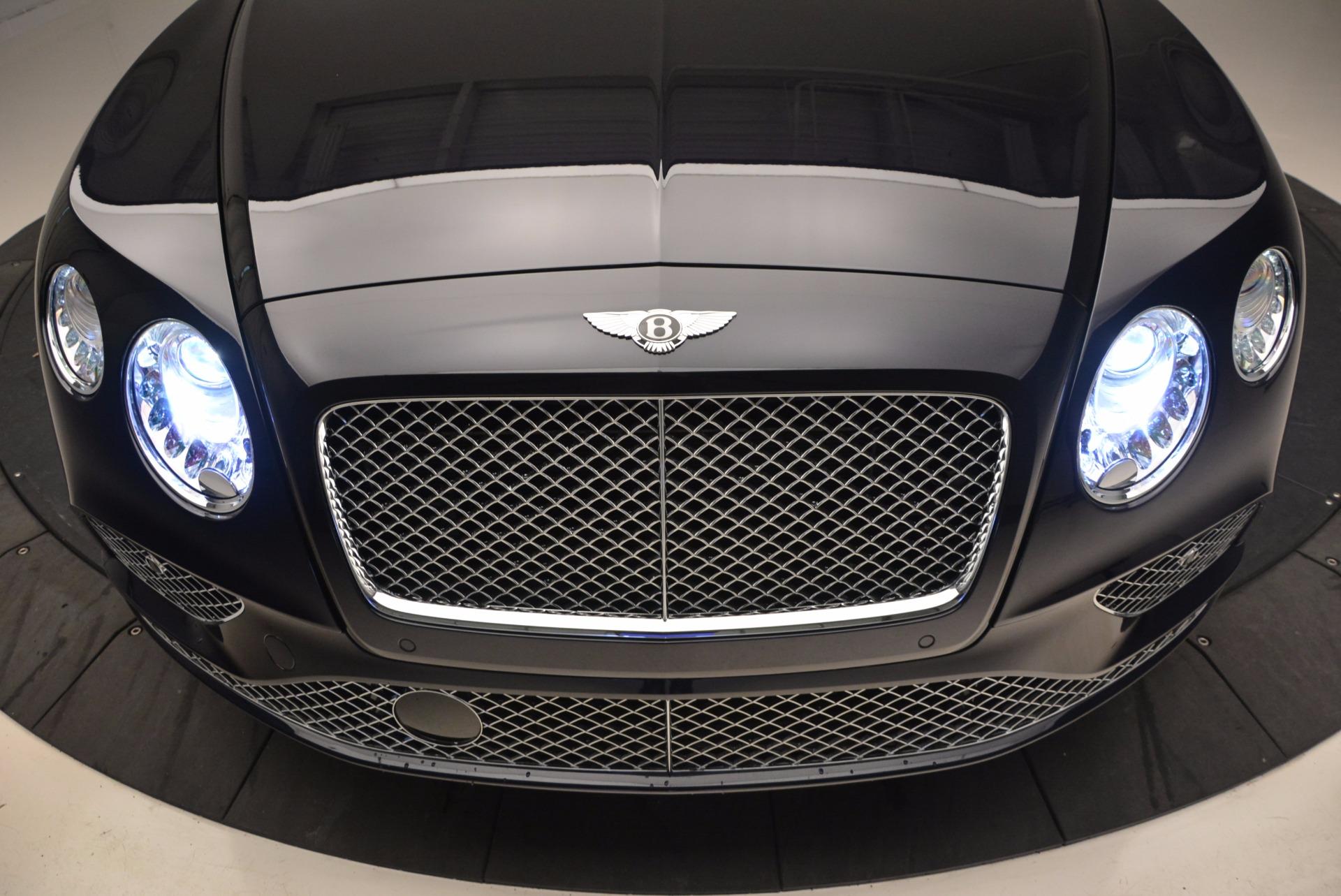 New 2017 Bentley Continental GT W12 For Sale In Westport, CT 904_p14
