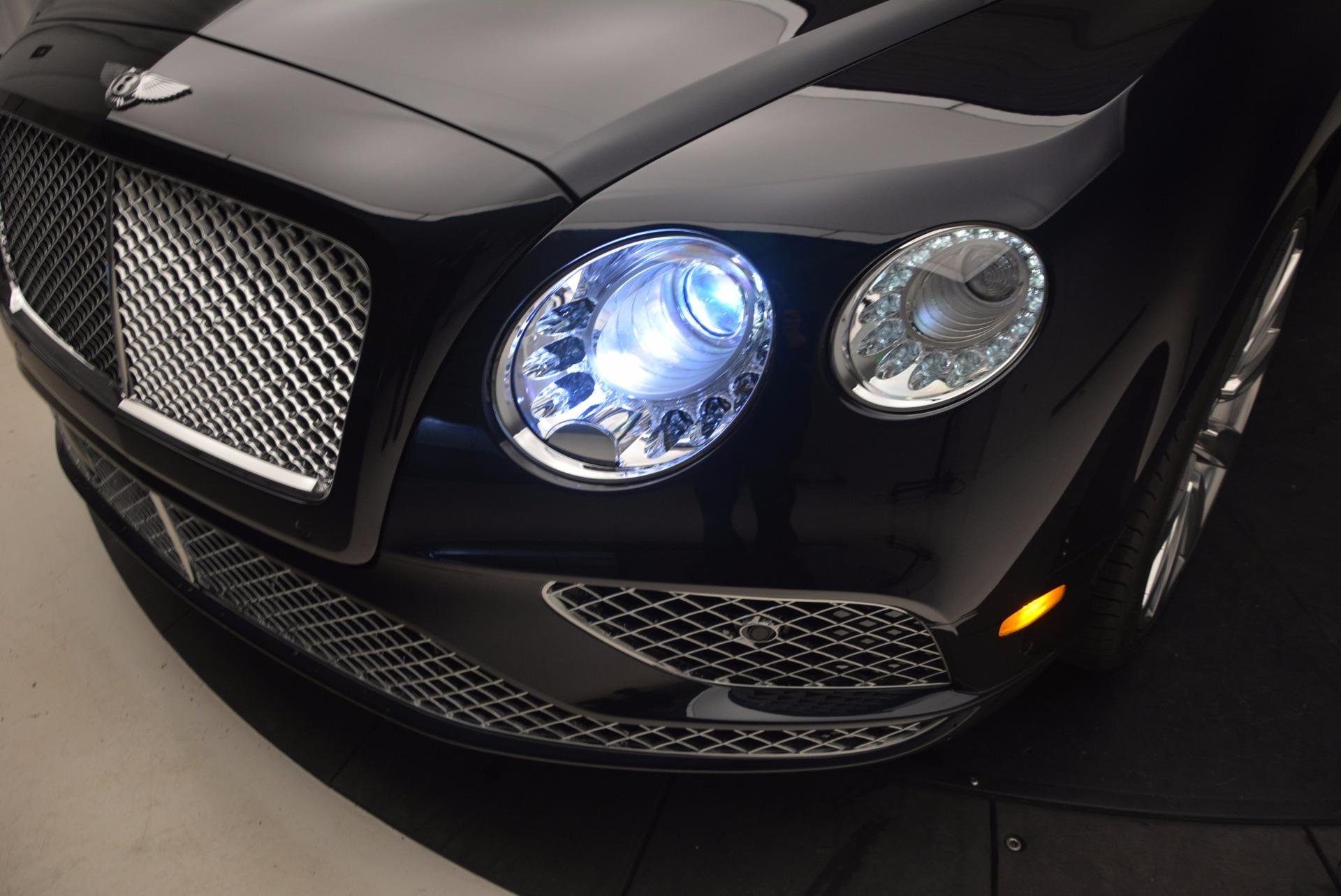 New 2017 Bentley Continental GT W12 For Sale In Westport, CT 904_p17