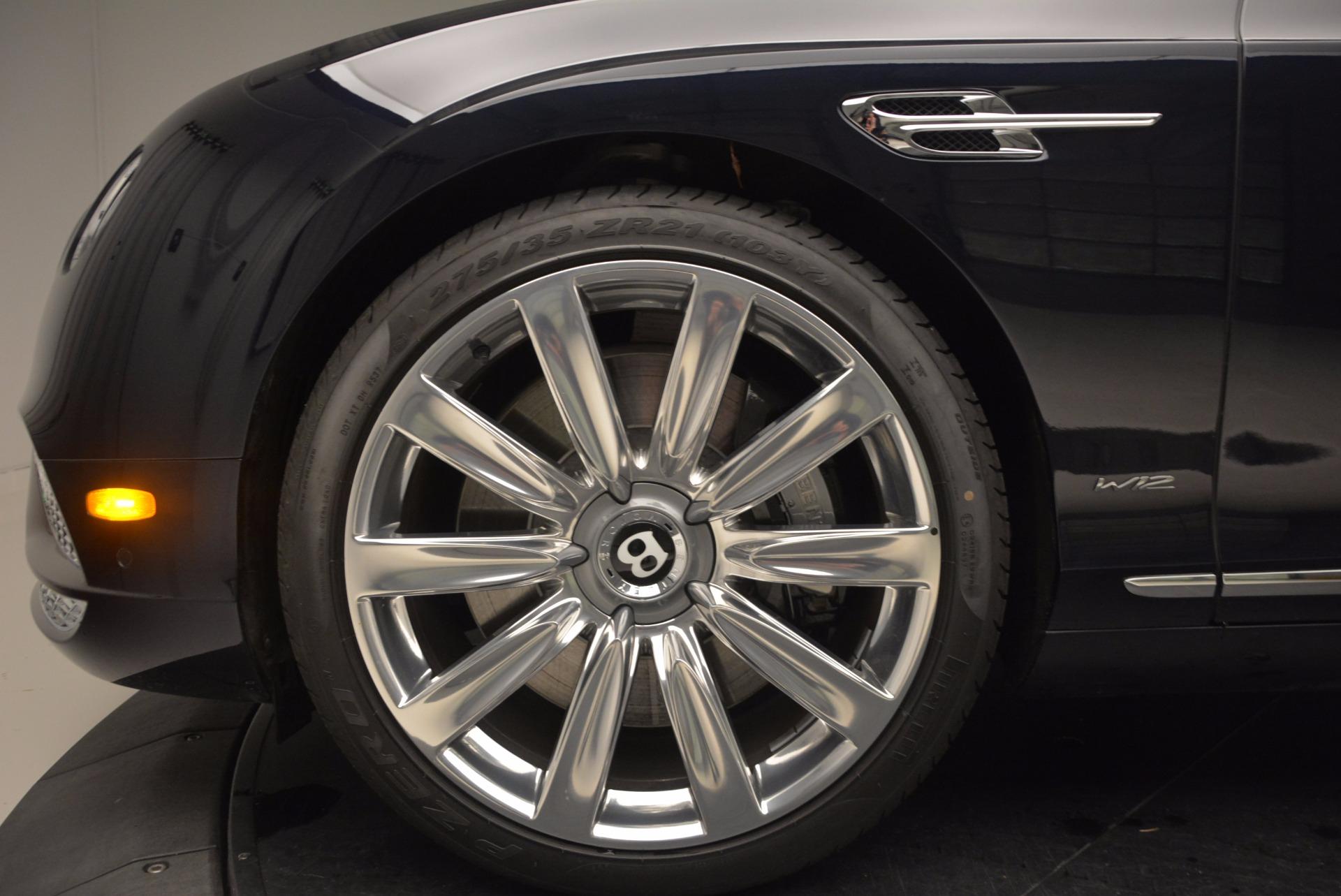 New 2017 Bentley Continental GT W12 For Sale In Westport, CT 904_p18