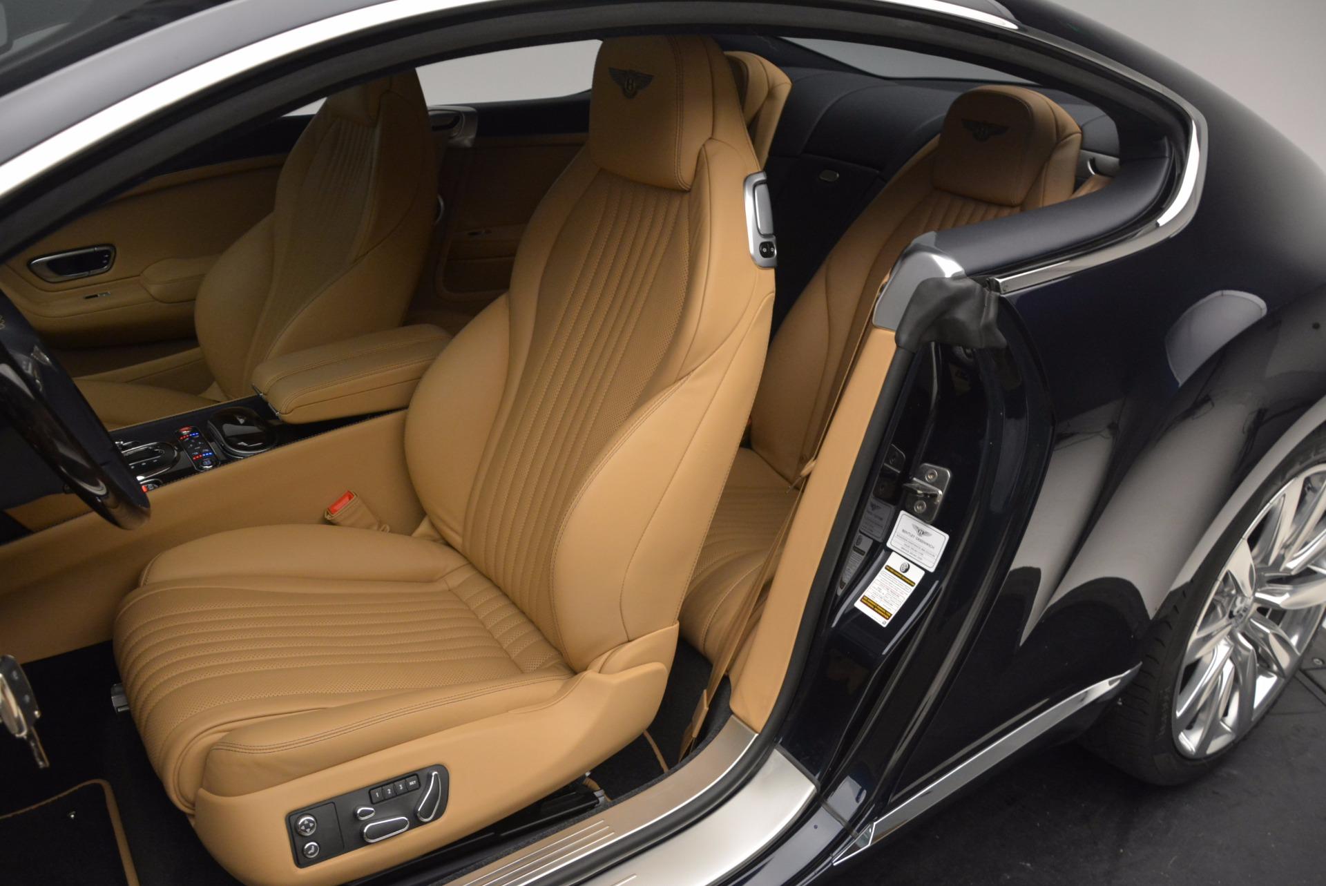 New 2017 Bentley Continental GT W12 For Sale In Westport, CT 904_p21