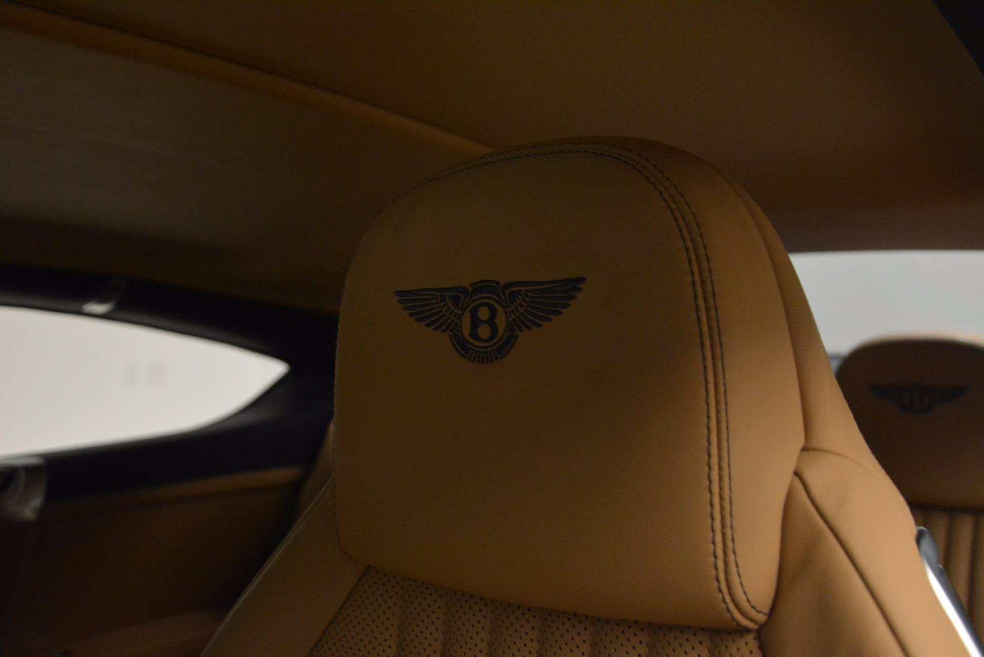 New 2017 Bentley Continental GT W12 For Sale In Westport, CT 904_p22