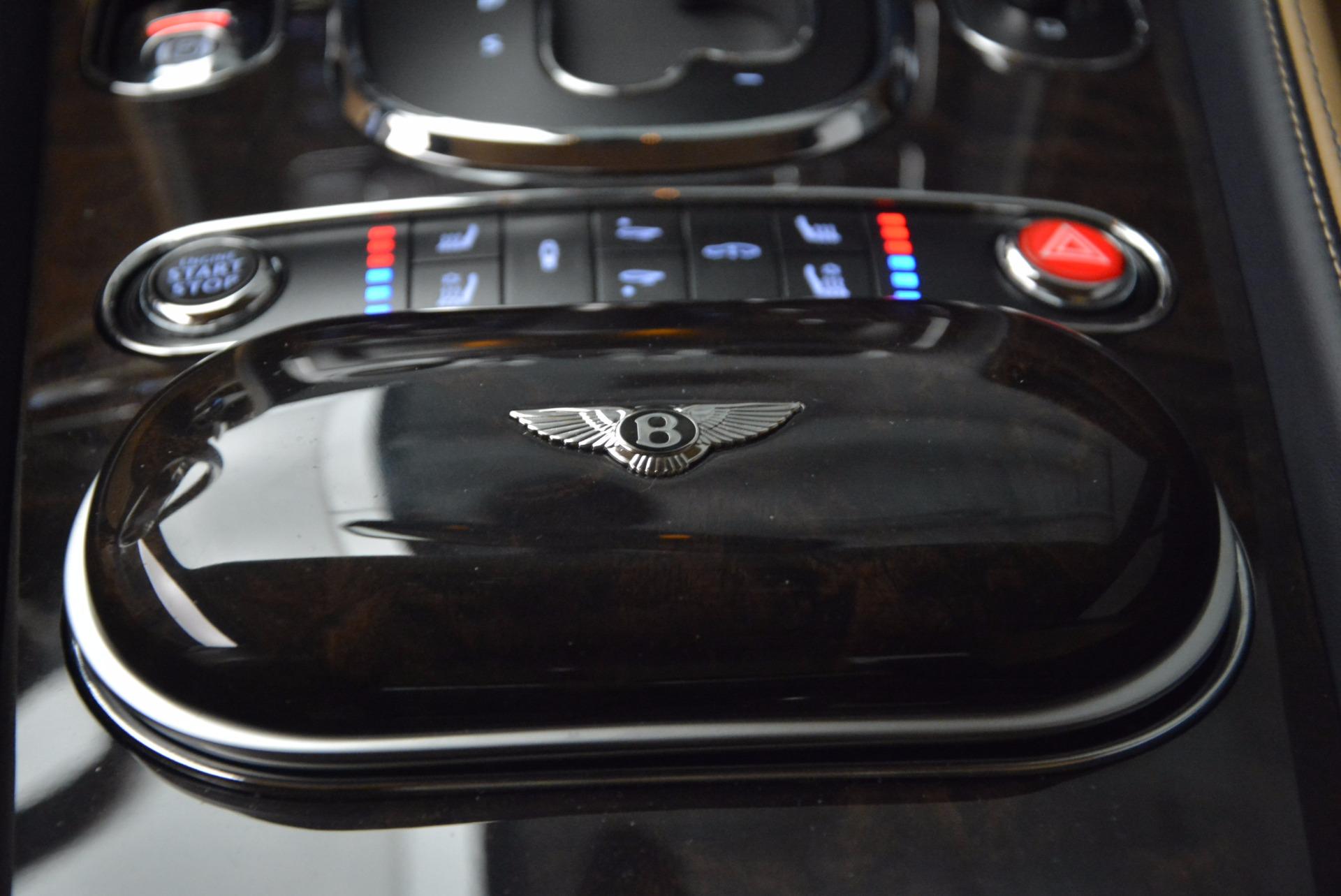 New 2017 Bentley Continental GT W12 For Sale In Westport, CT 904_p25