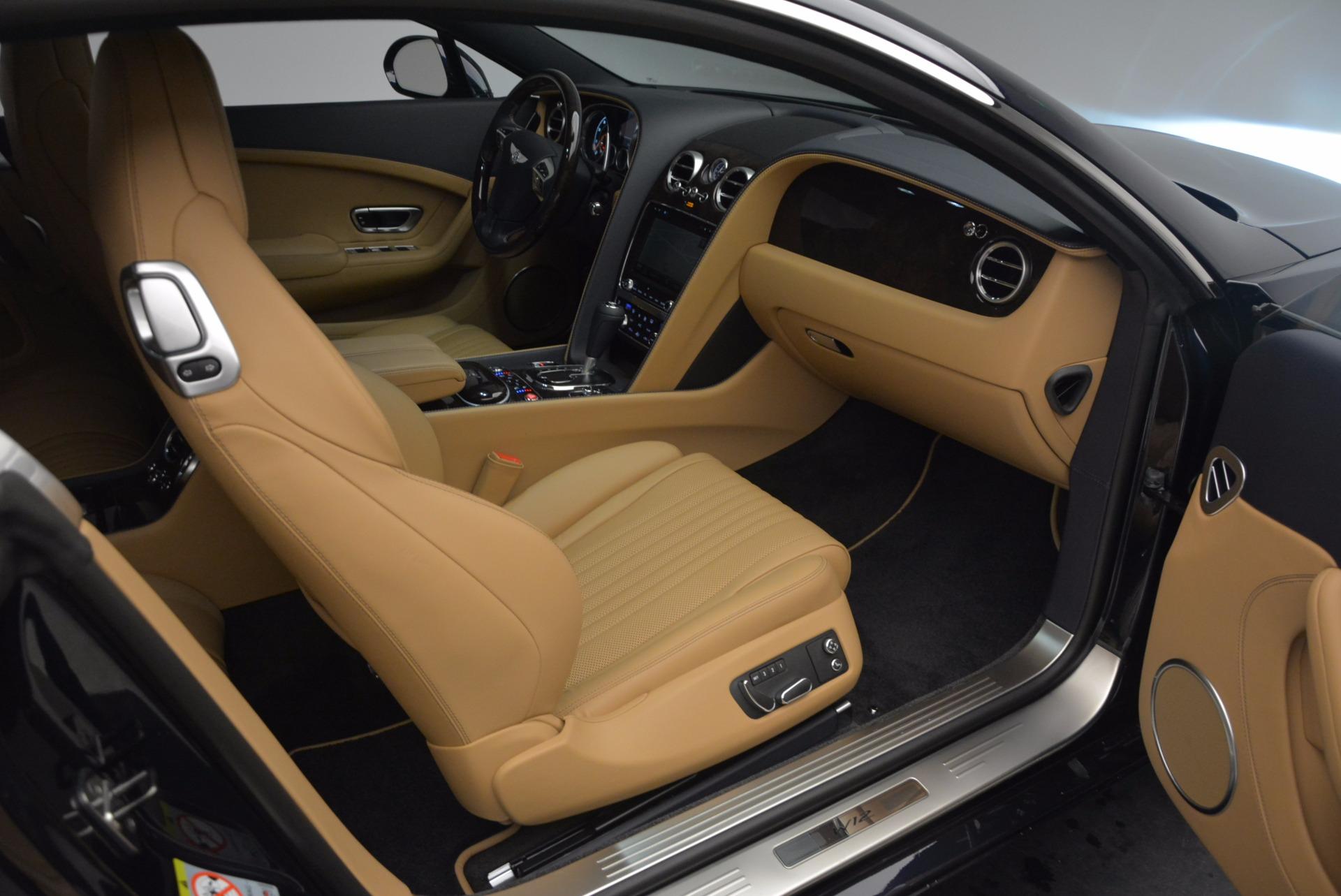 New 2017 Bentley Continental GT W12 For Sale In Westport, CT 904_p27