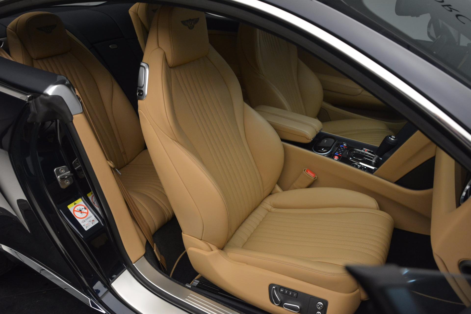 New 2017 Bentley Continental GT W12 For Sale In Westport, CT 904_p28