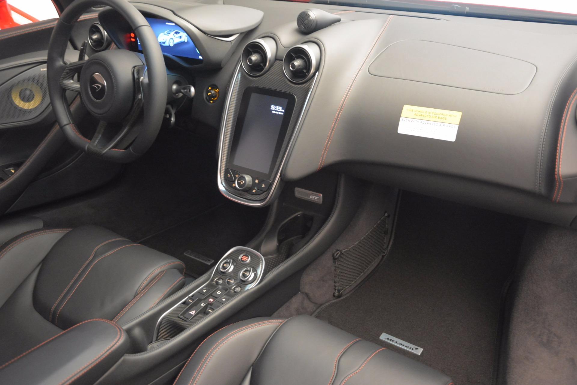 Used 2017 McLaren 570GT Coupe For Sale In Westport, CT 907_p16