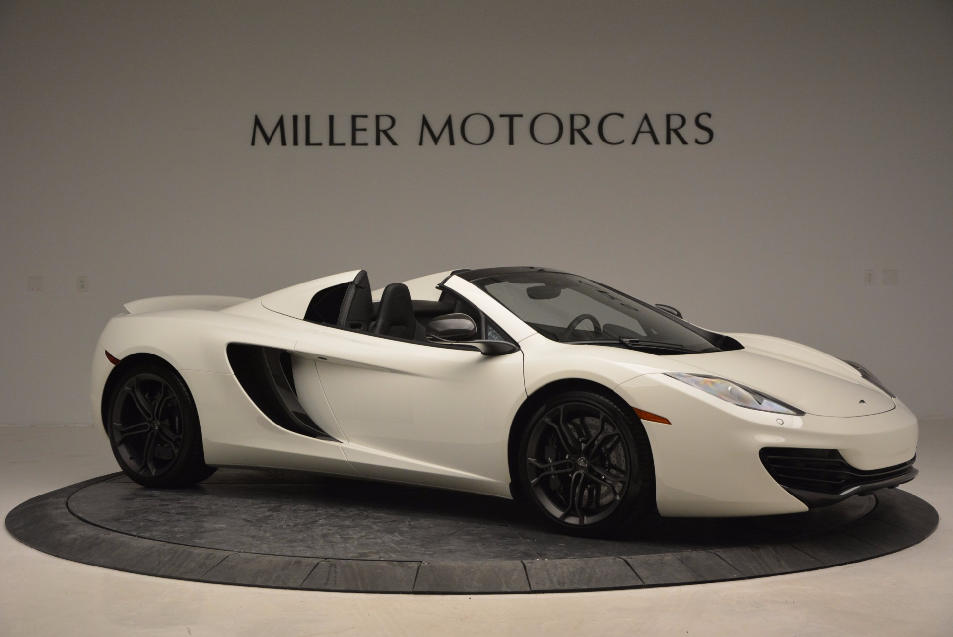 Used 2014 McLaren MP4-12C Spider For Sale In Westport, CT 908_p10