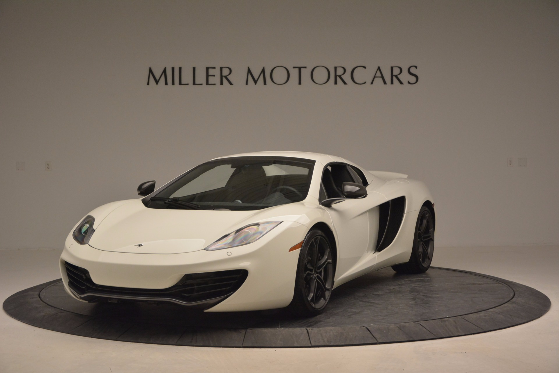 Used 2014 McLaren MP4-12C Spider For Sale In Westport, CT 908_p14