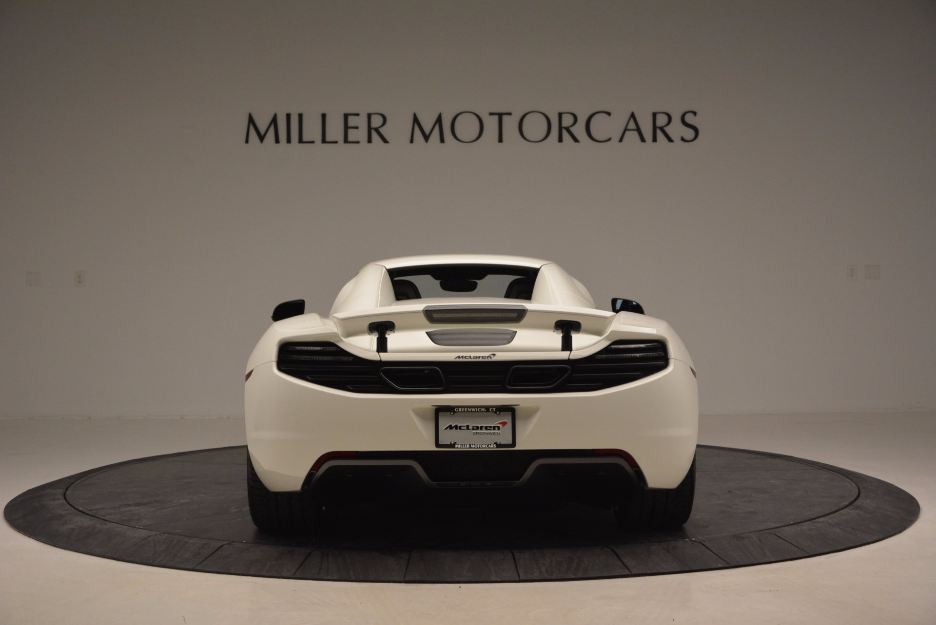 Used 2014 McLaren MP4-12C Spider For Sale In Westport, CT 908_p17