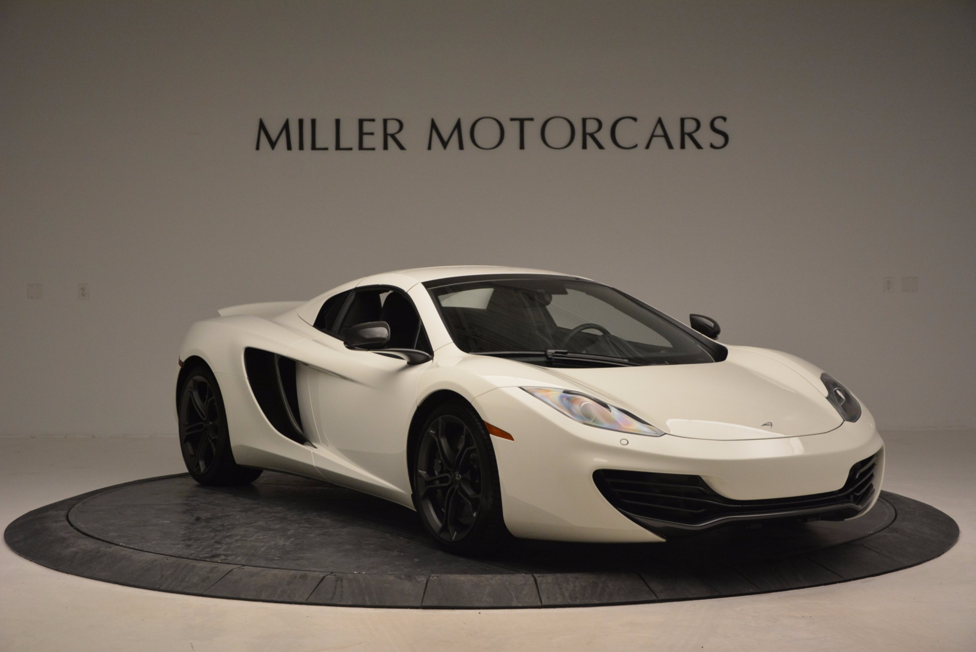 Used 2014 McLaren MP4-12C Spider For Sale In Westport, CT 908_p20