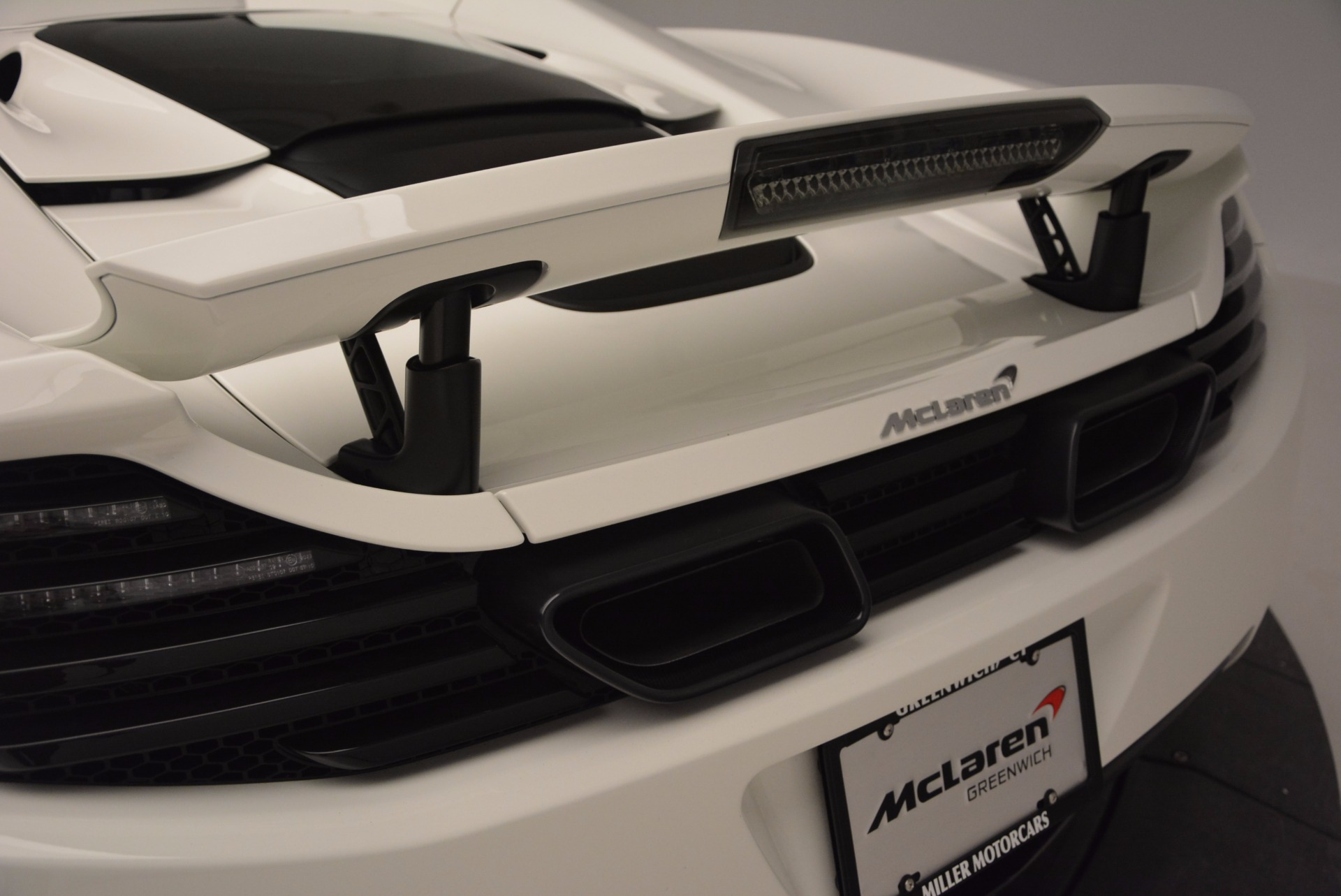 Used 2014 McLaren MP4-12C Spider For Sale In Westport, CT 908_p22