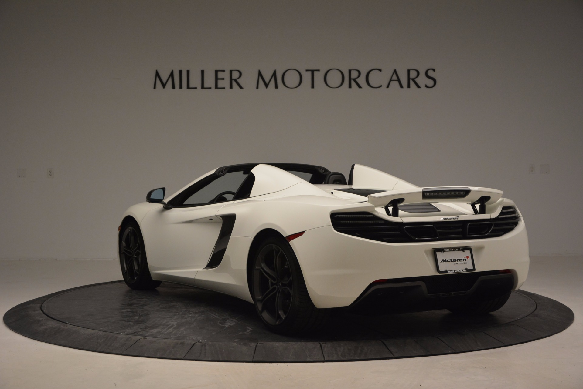 Used 2014 McLaren MP4-12C Spider For Sale In Westport, CT 908_p5