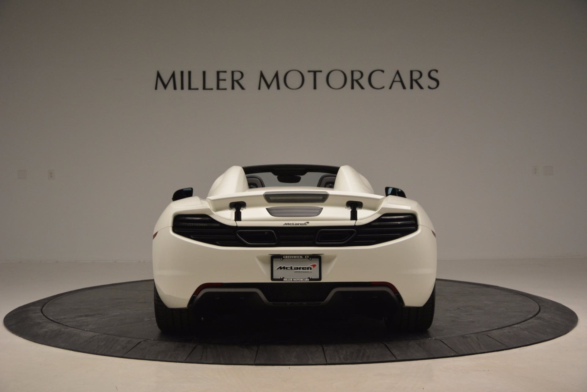 Used 2014 McLaren MP4-12C Spider For Sale In Westport, CT 908_p6