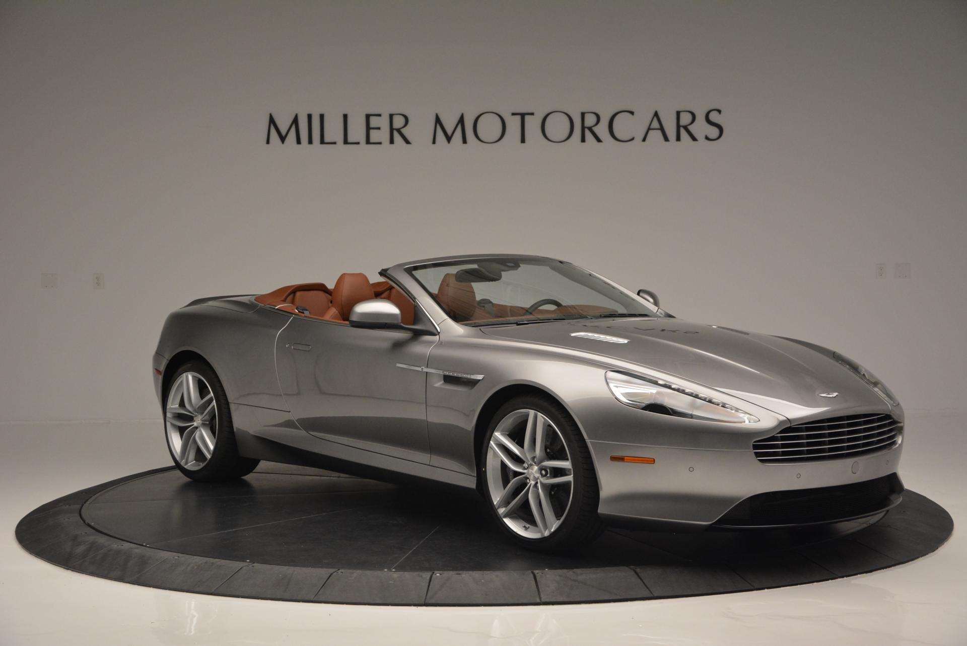 New 2016 Aston Martin DB9 GT Volante For Sale In Westport, CT 91_p11