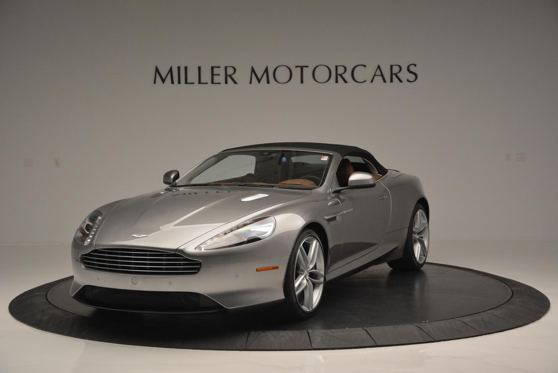 New 2016 Aston Martin DB9 GT Volante For Sale In Westport, CT 91_p13