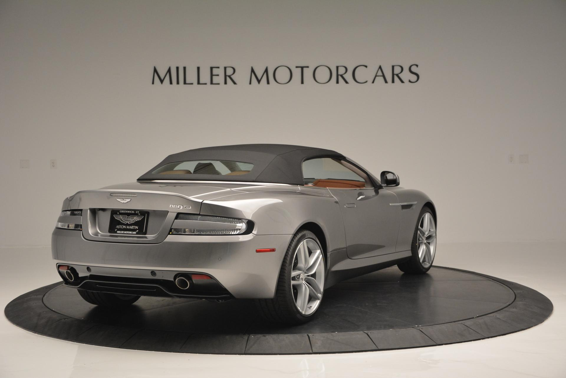 New 2016 Aston Martin DB9 GT Volante For Sale In Westport, CT 91_p19