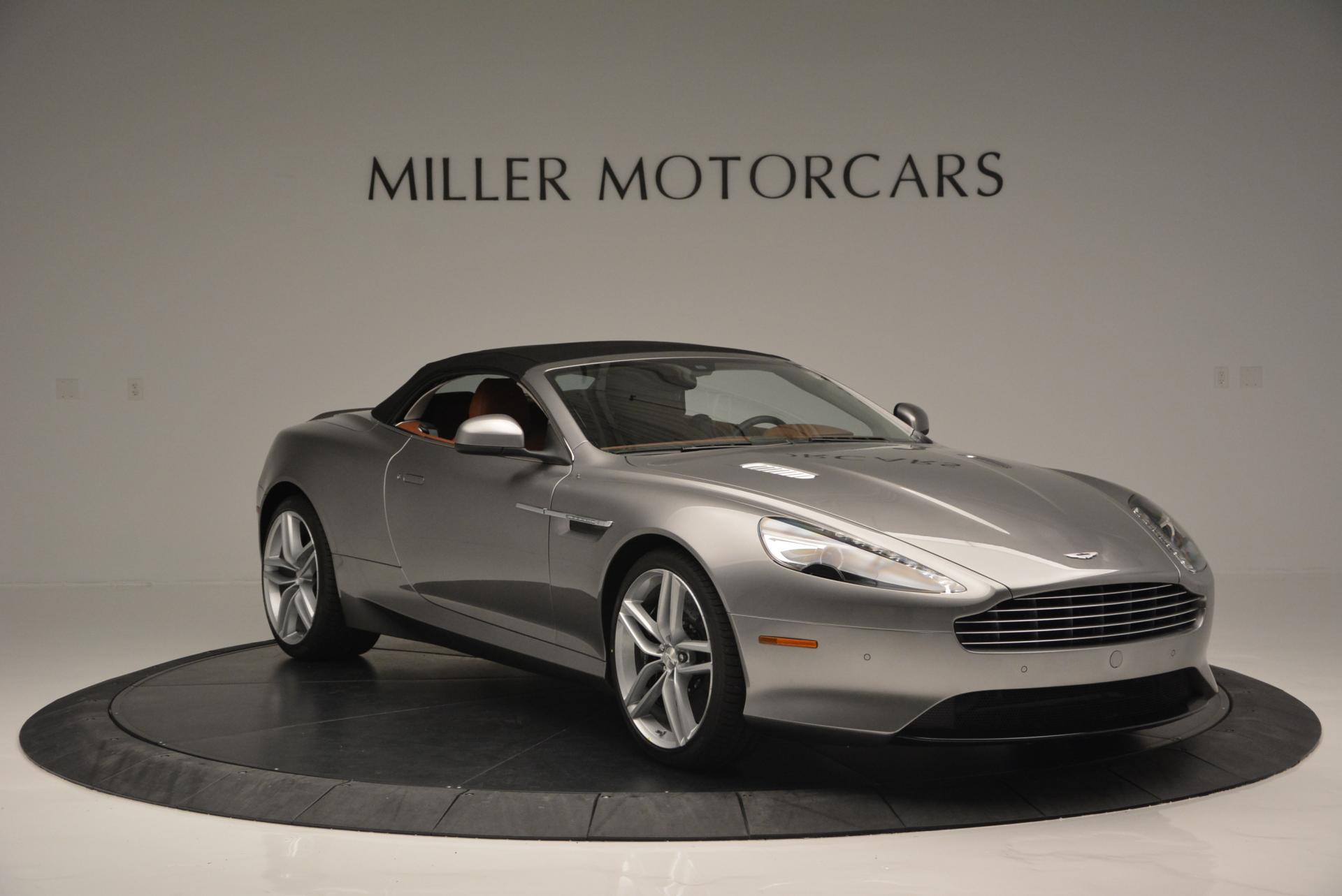 New 2016 Aston Martin DB9 GT Volante For Sale In Westport, CT 91_p23