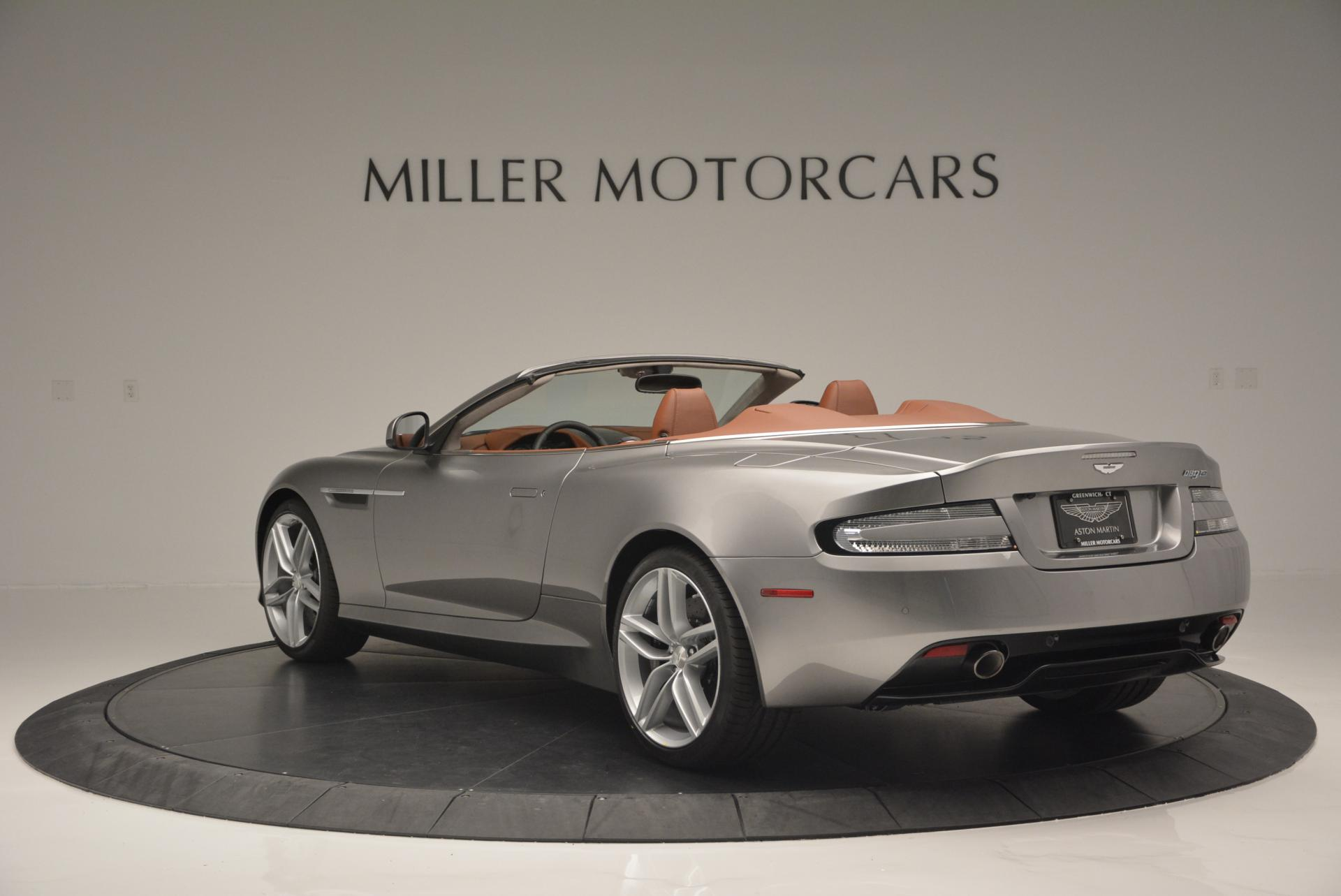 New 2016 Aston Martin DB9 GT Volante For Sale In Westport, CT 91_p5