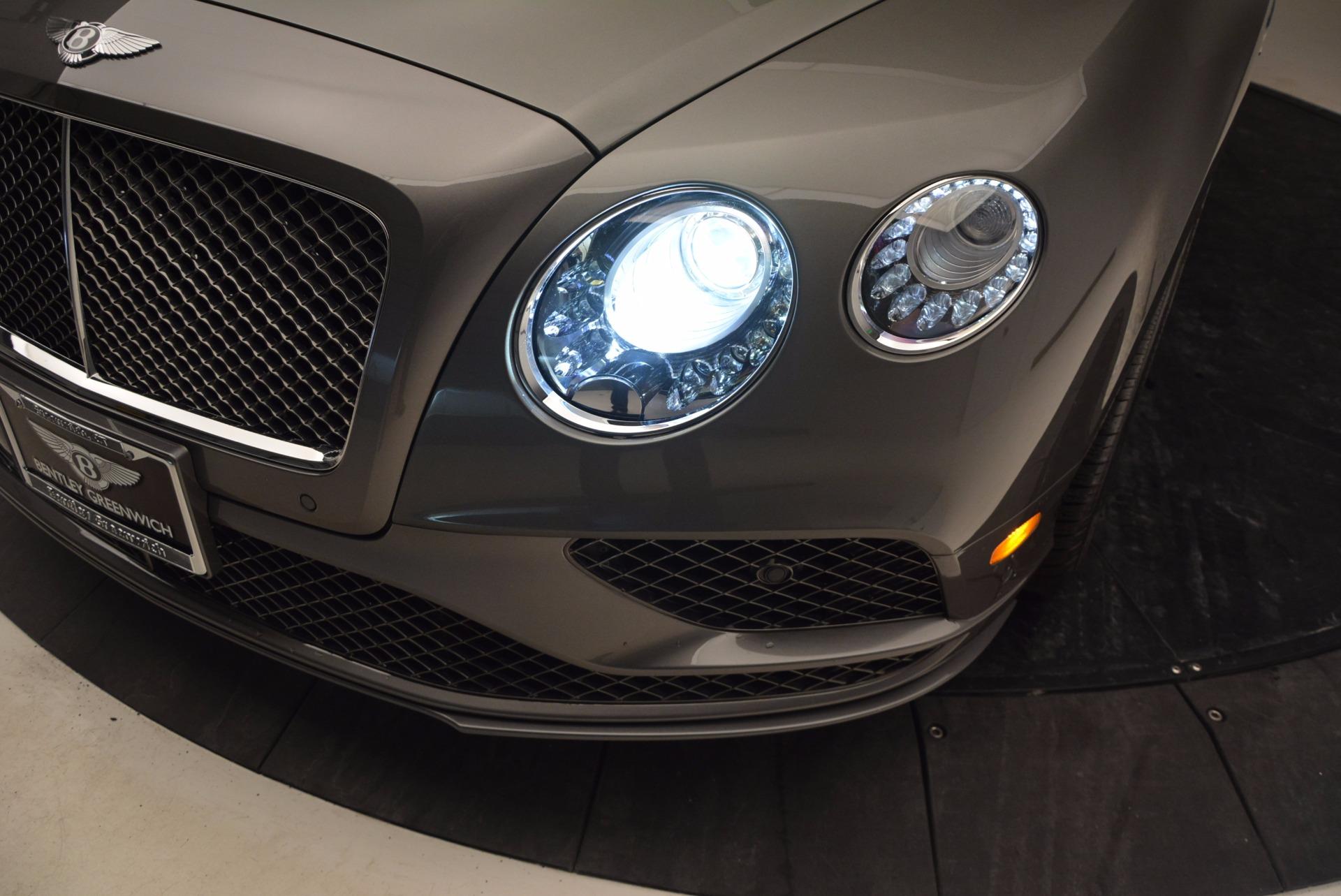 Used 2016 Bentley Continental GT Speed For Sale In Westport, CT 910_p16