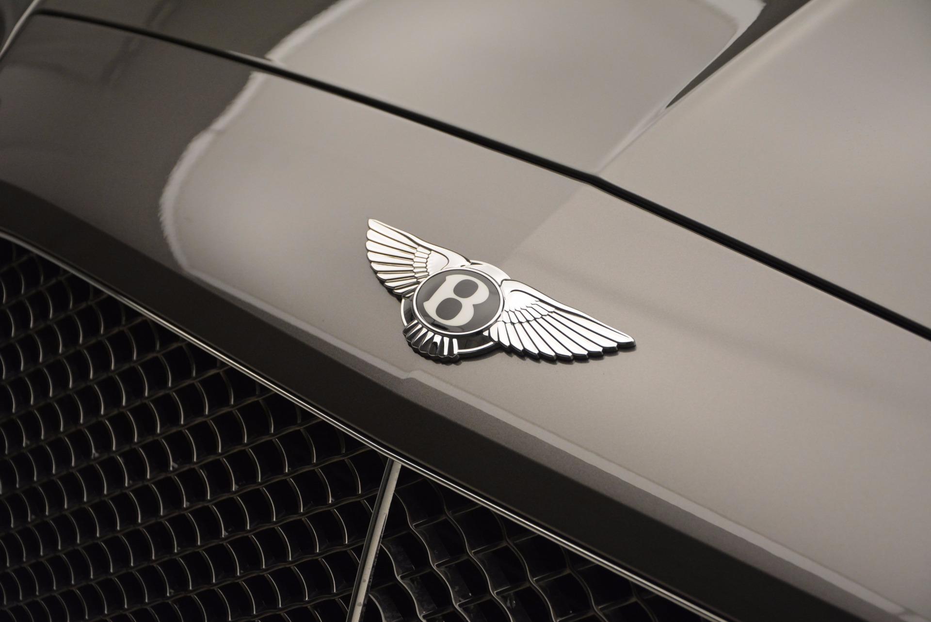 Used 2016 Bentley Continental GT Speed For Sale In Westport, CT 910_p17