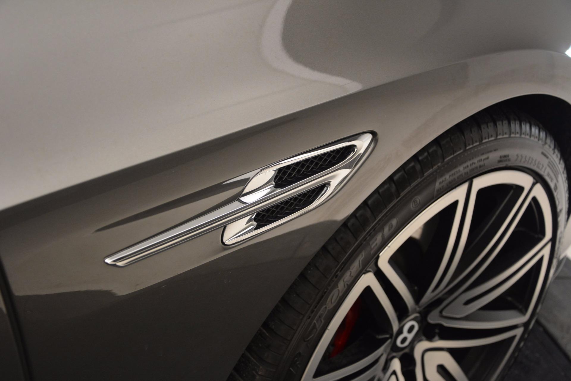 Used 2016 Bentley Continental GT Speed For Sale In Westport, CT 910_p20