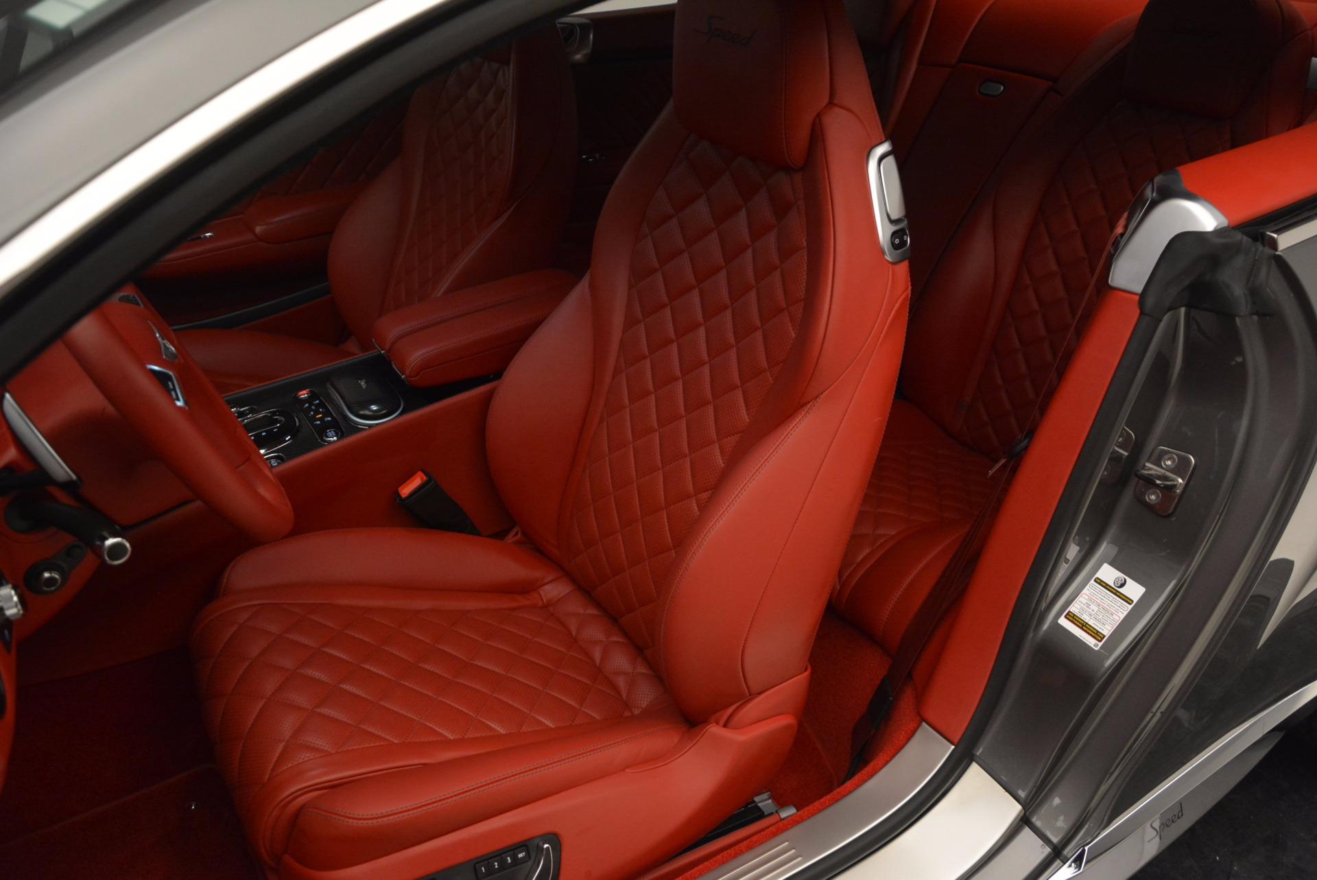 Used 2016 Bentley Continental GT Speed For Sale In Westport, CT 910_p26