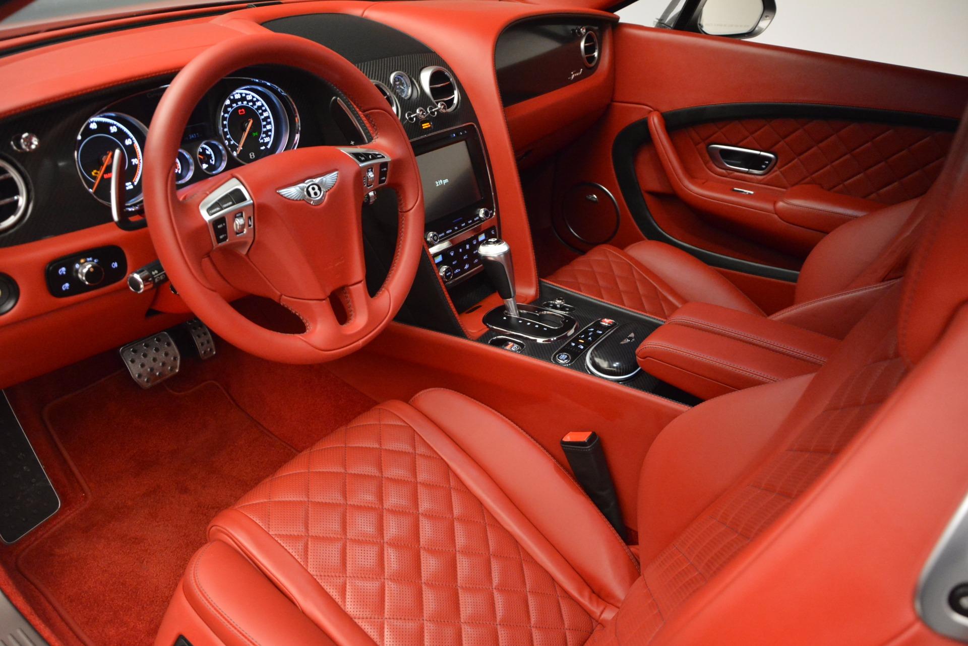 Used 2016 Bentley Continental GT Speed For Sale In Westport, CT 910_p28
