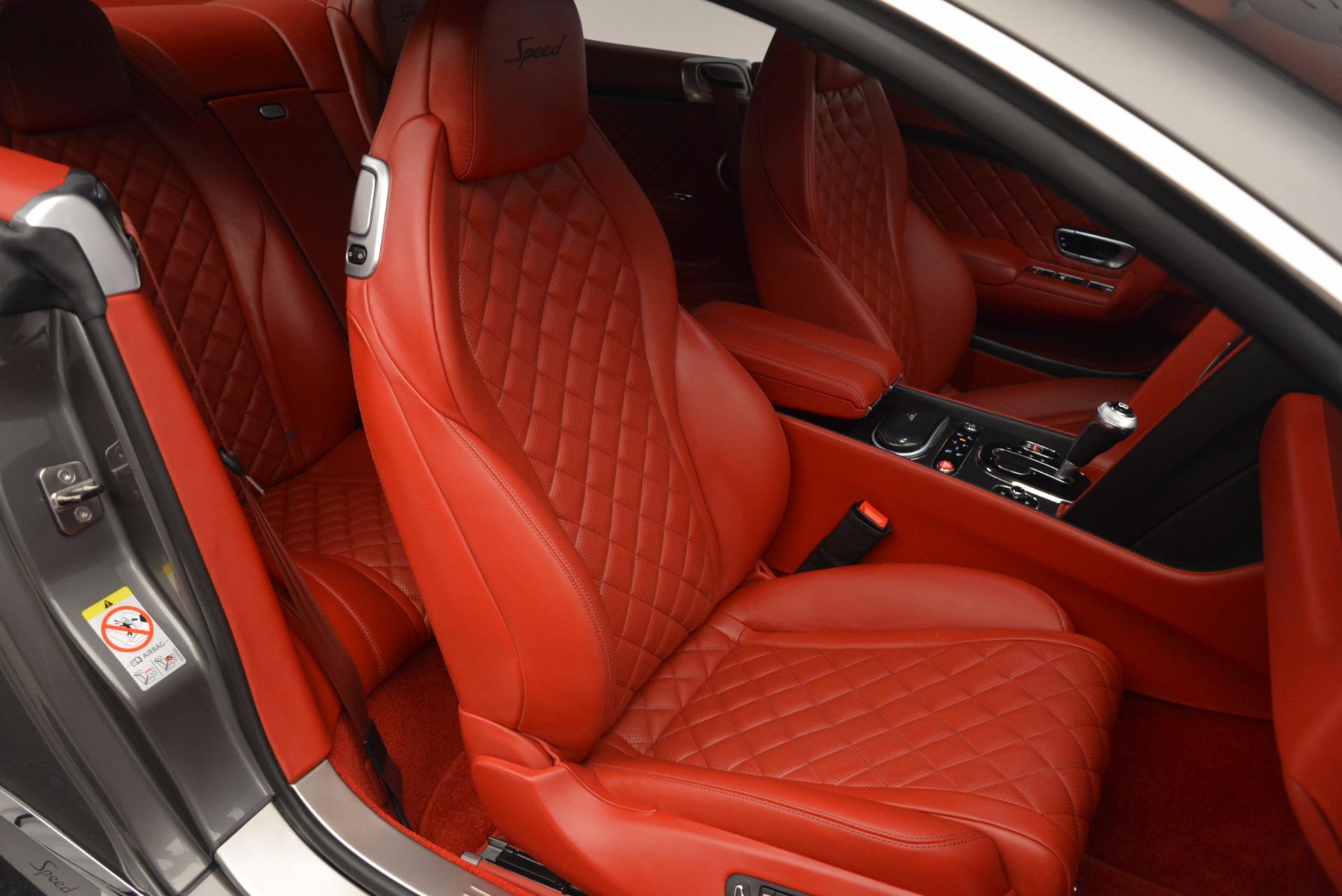 Used 2016 Bentley Continental GT Speed For Sale In Westport, CT 910_p37