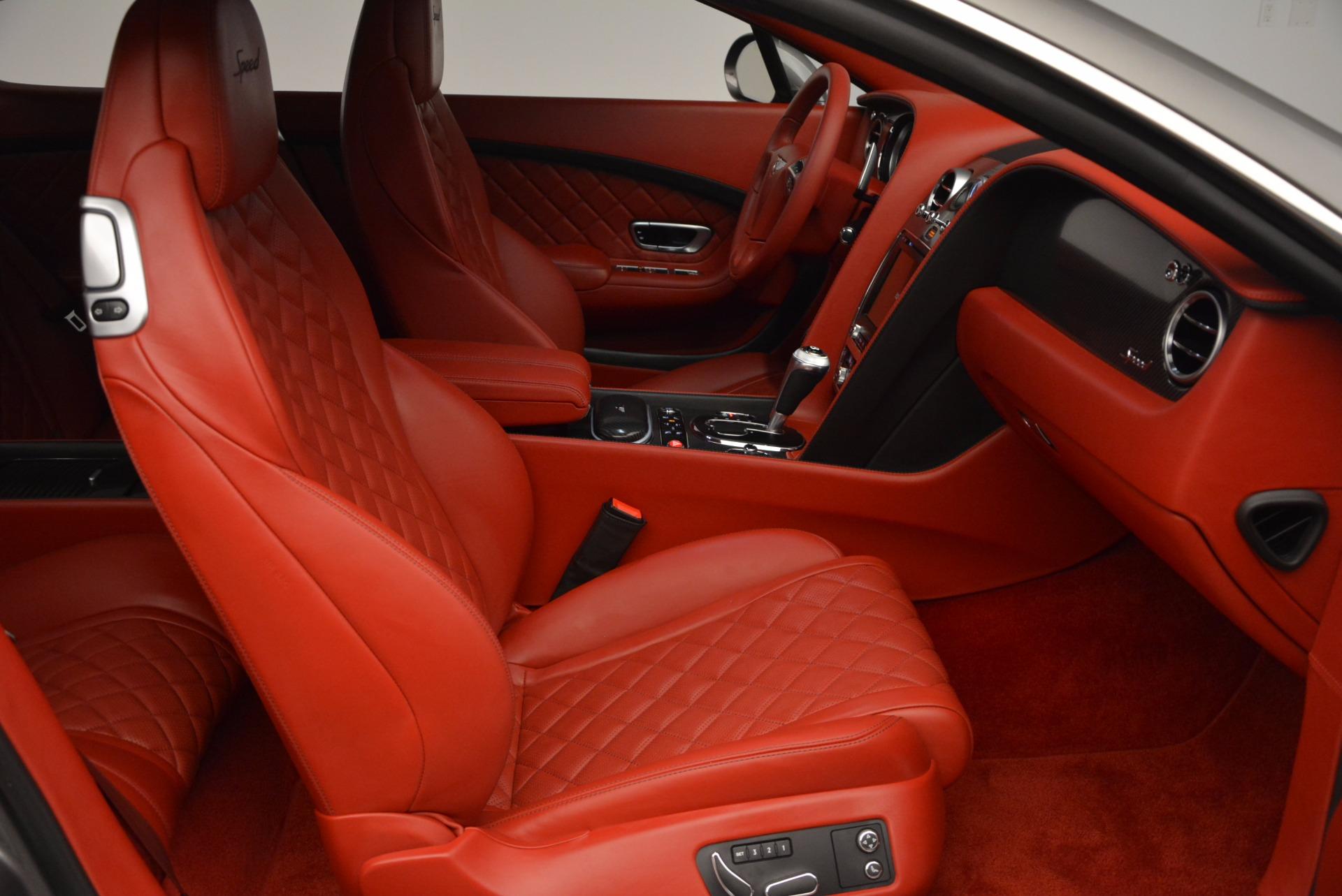 Used 2016 Bentley Continental GT Speed For Sale In Westport, CT 910_p38