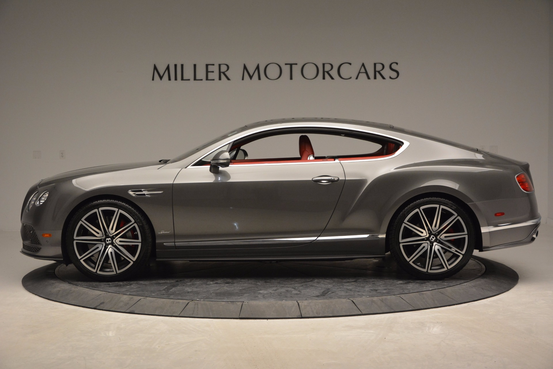 Used 2016 Bentley Continental GT Speed For Sale In Westport, CT 910_p3
