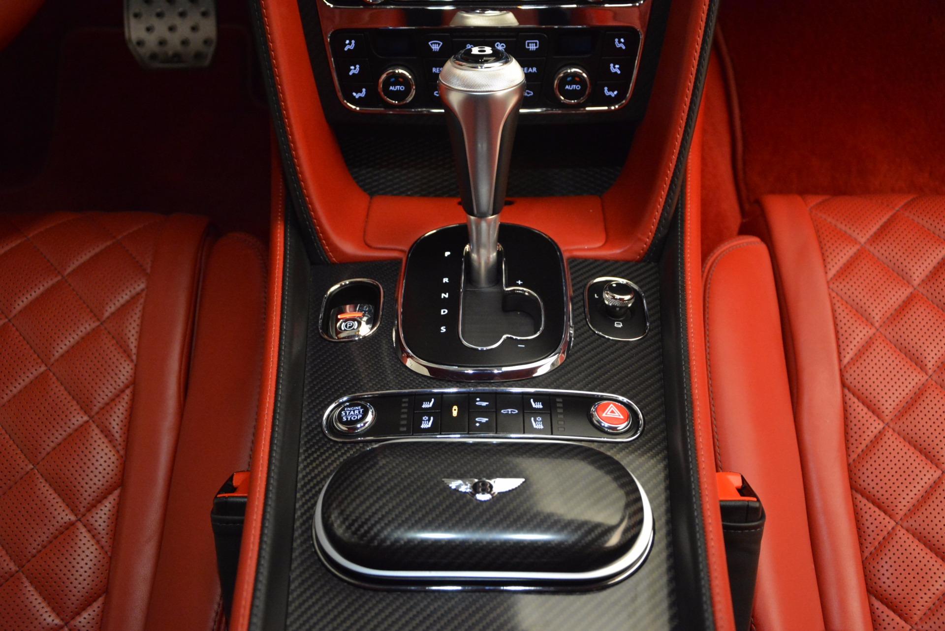 Used 2016 Bentley Continental GT Speed For Sale In Westport, CT 910_p45