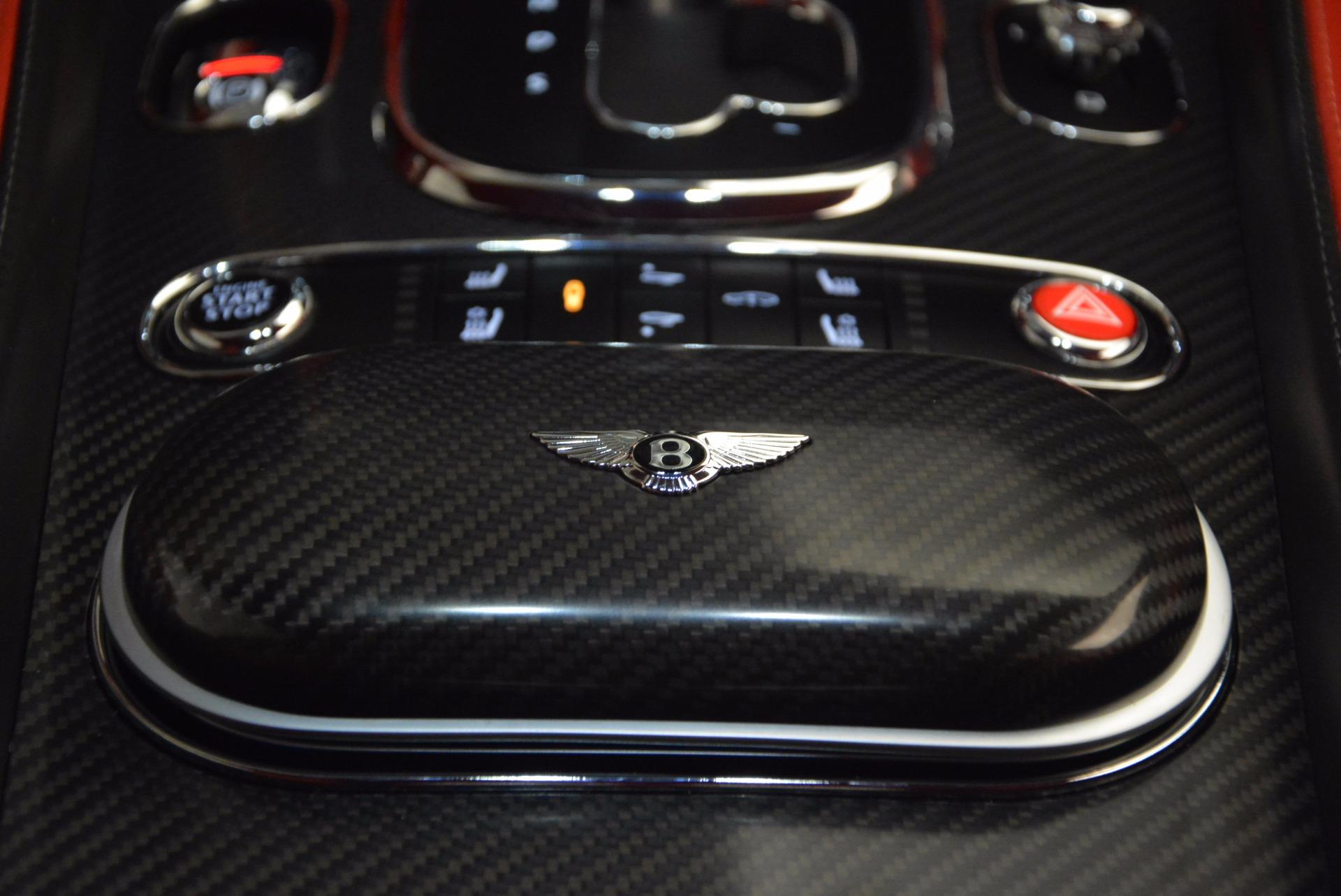 Used 2016 Bentley Continental GT Speed For Sale In Westport, CT 910_p46