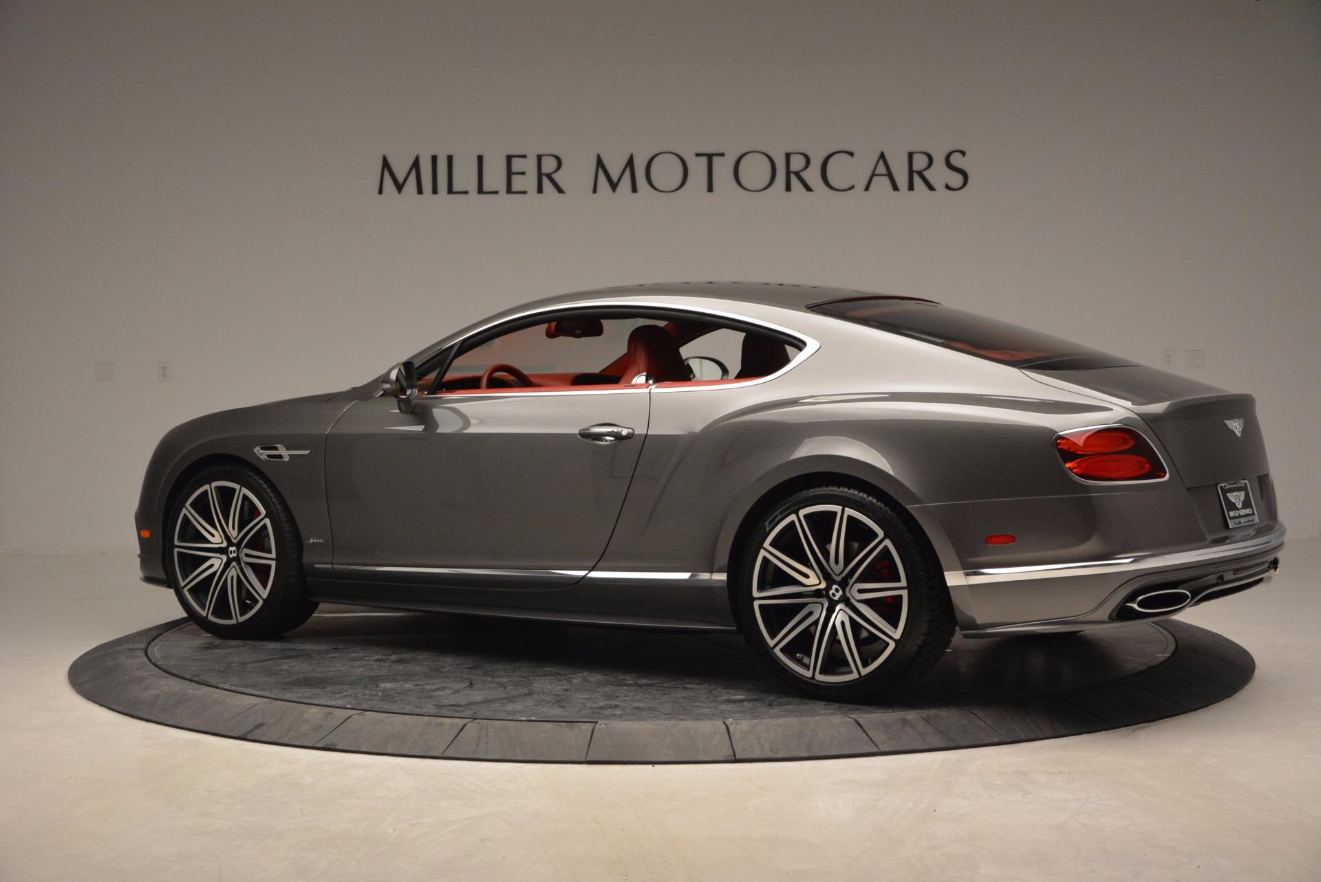 Used 2016 Bentley Continental GT Speed For Sale In Westport, CT 910_p4