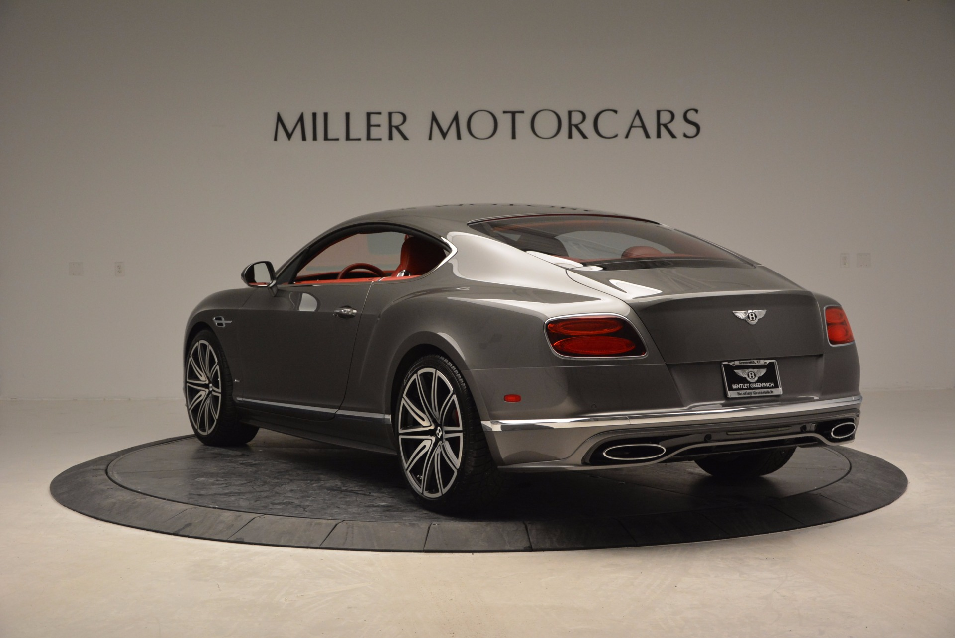 Used 2016 Bentley Continental GT Speed For Sale In Westport, CT 910_p5