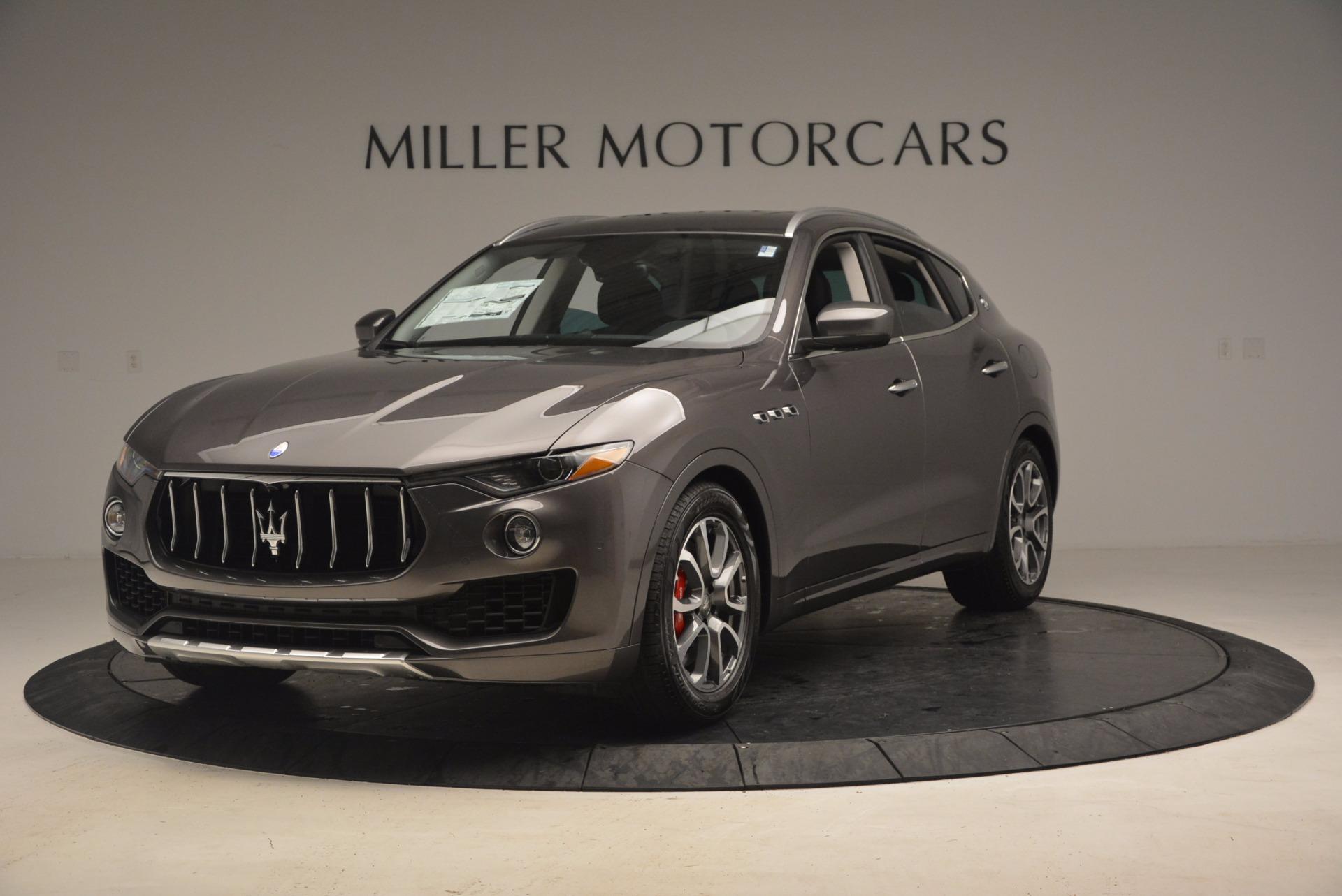 New 2017 Maserati Levante S For Sale In Westport, CT 913_main