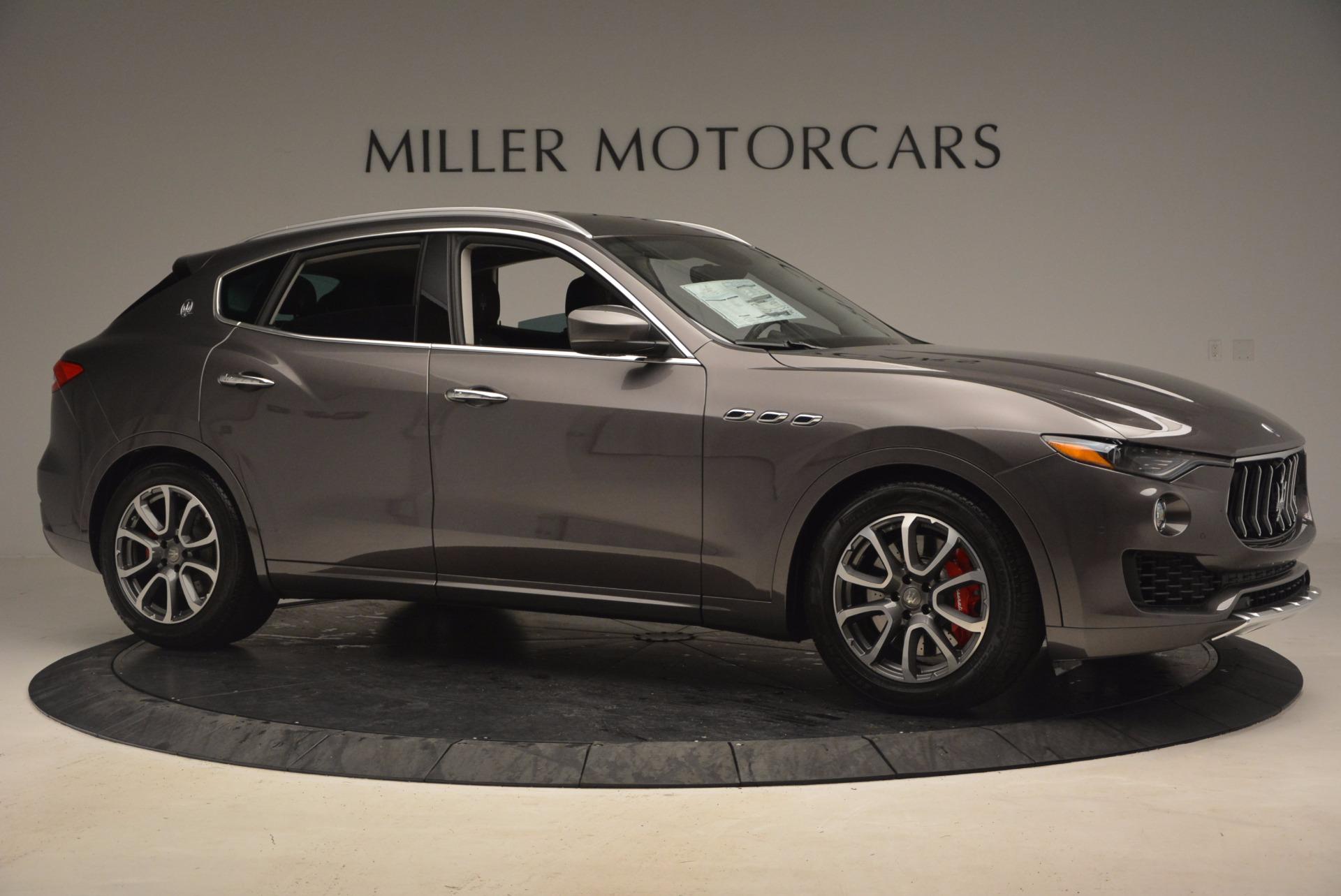 New 2017 Maserati Levante S For Sale In Westport, CT 913_p10