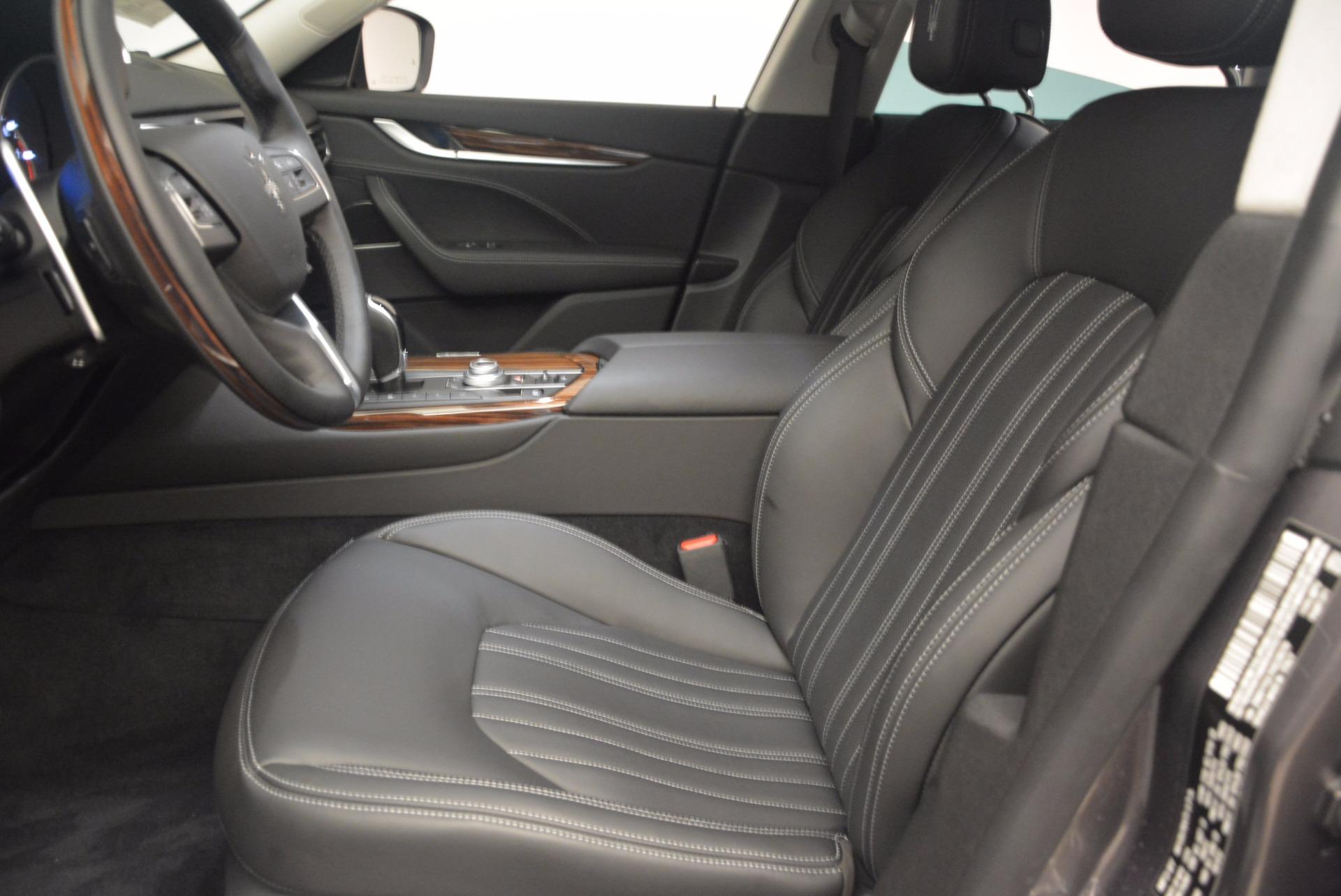 New 2017 Maserati Levante S For Sale In Westport, CT 913_p14