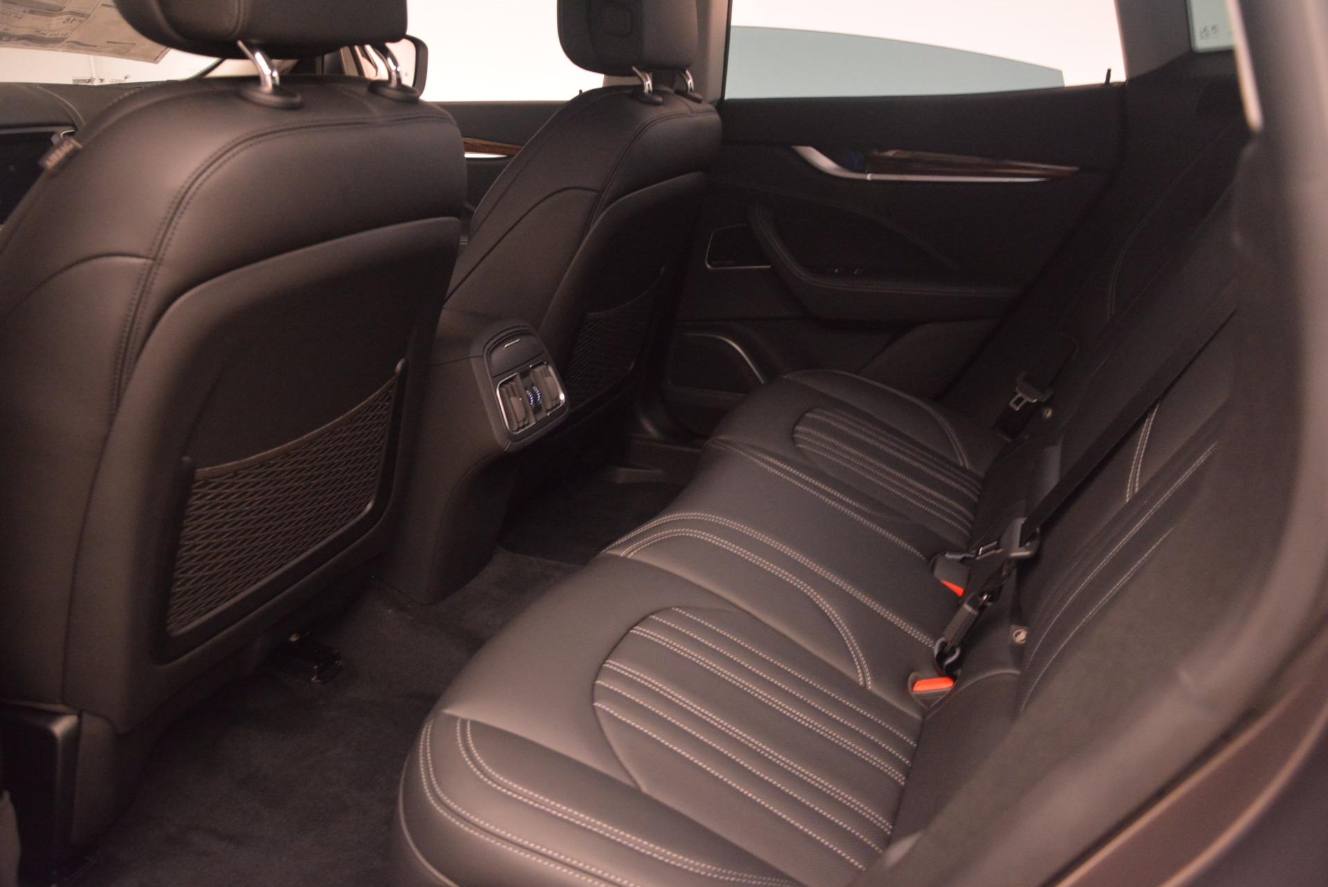 New 2017 Maserati Levante S For Sale In Westport, CT 913_p16