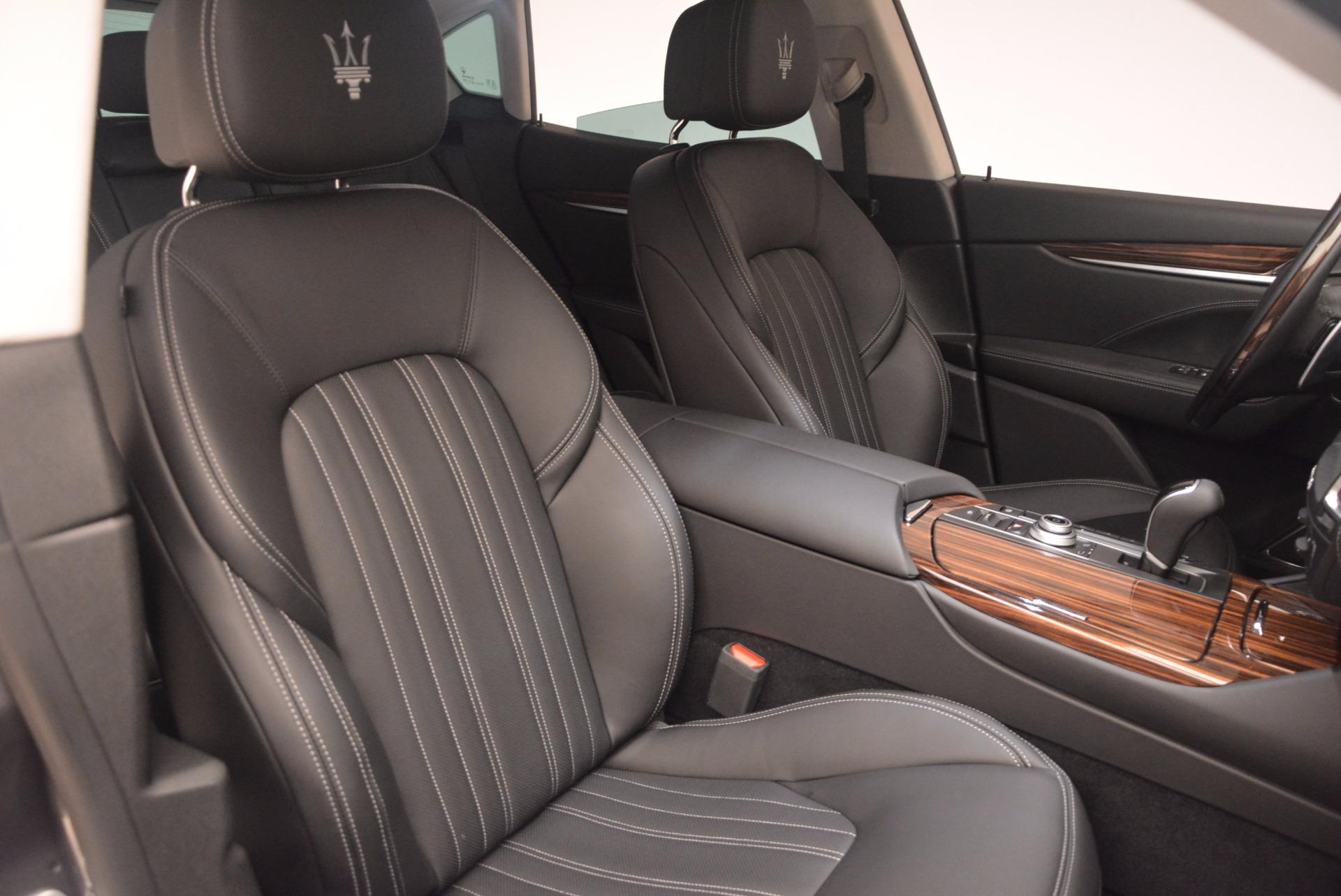 New 2017 Maserati Levante S For Sale In Westport, CT 913_p24