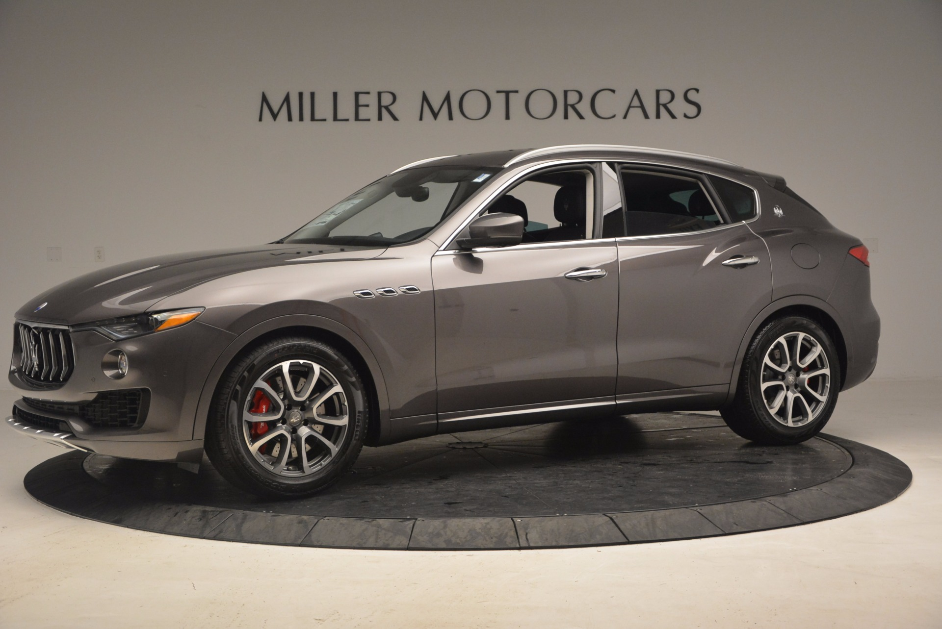 New 2017 Maserati Levante S For Sale In Westport, CT 913_p2