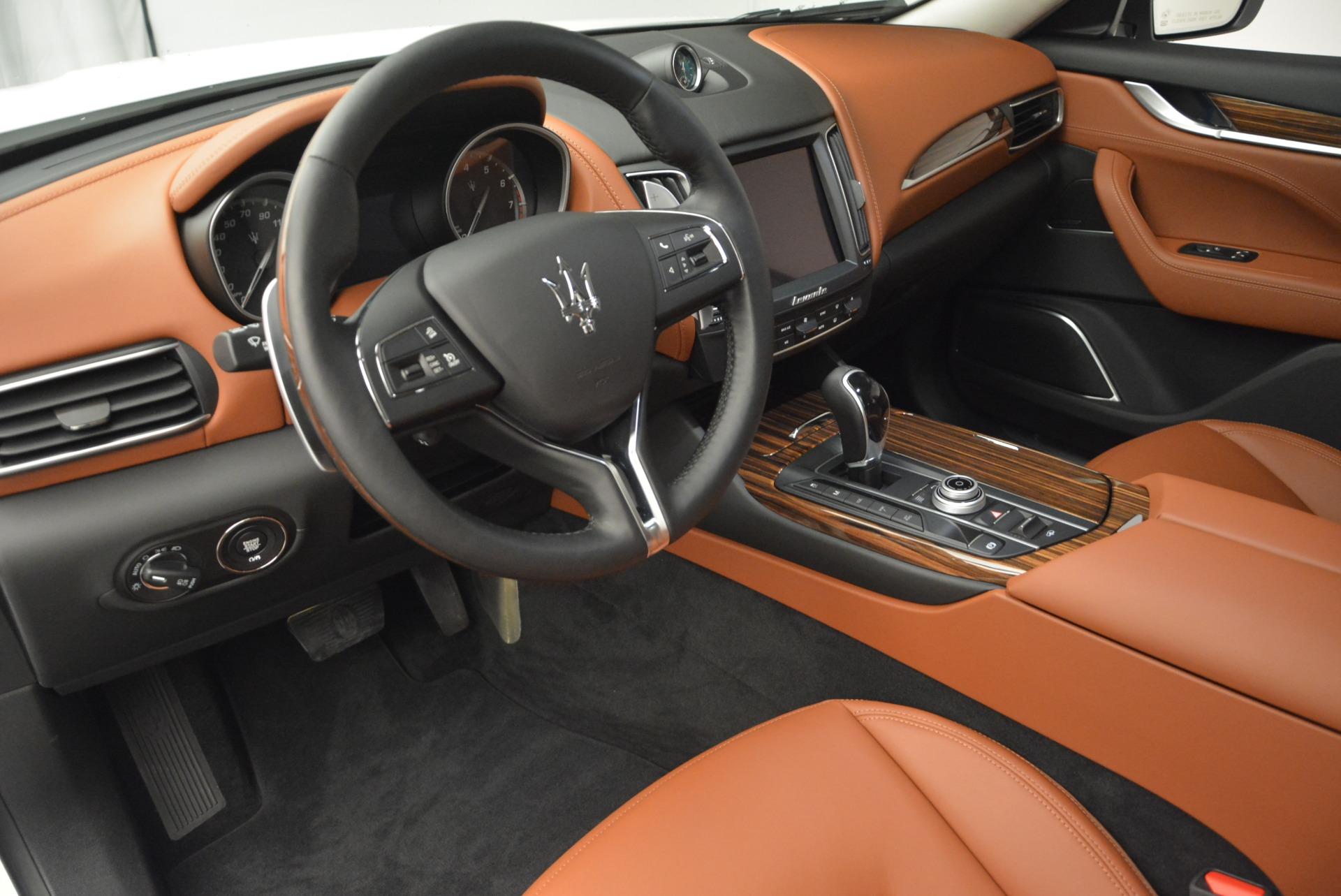 New 2017 Maserati Levante S For Sale In Westport, CT 914_p13